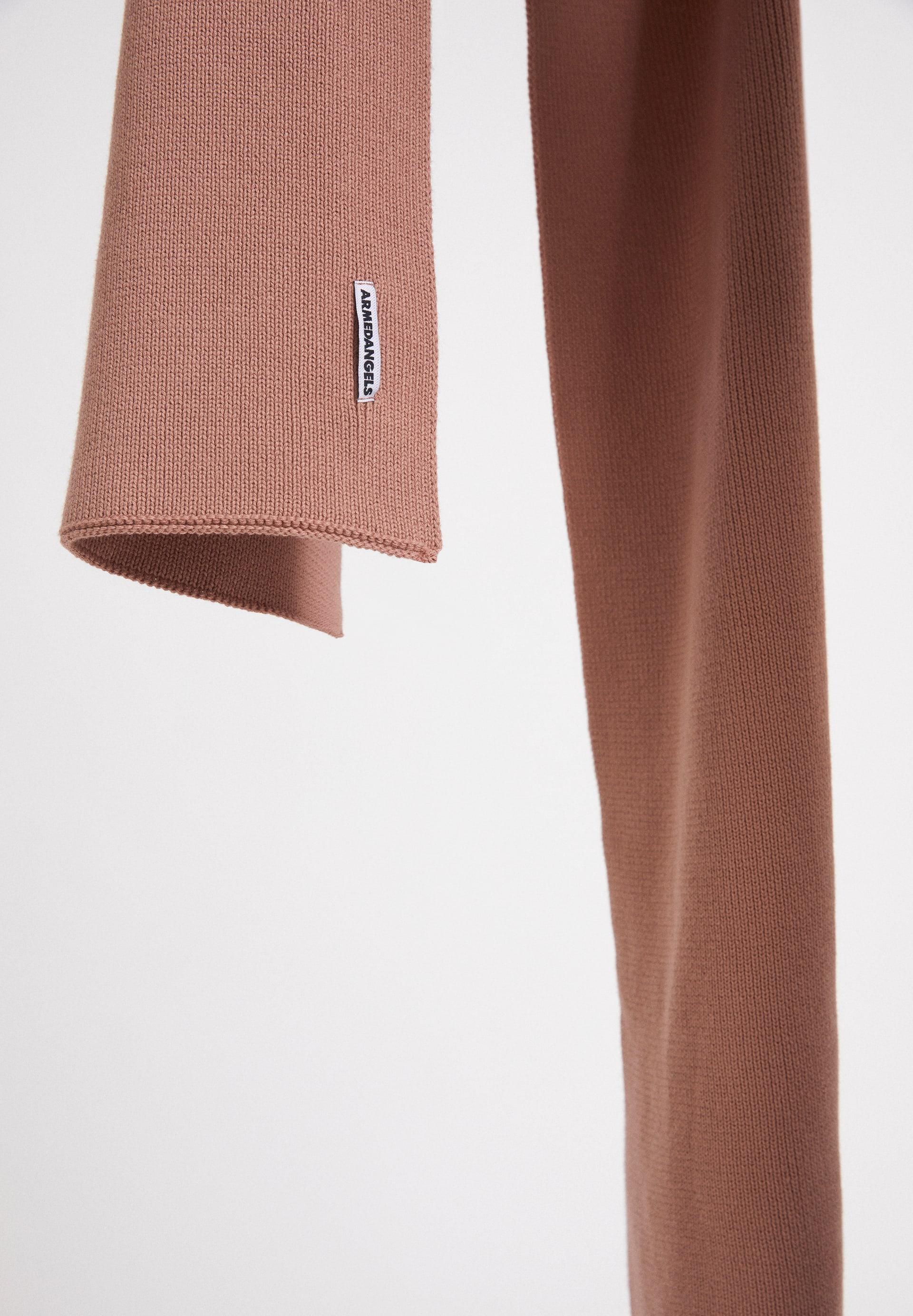 FAABERO EARTHCOLORS ® Sjaal van biologisch katoen