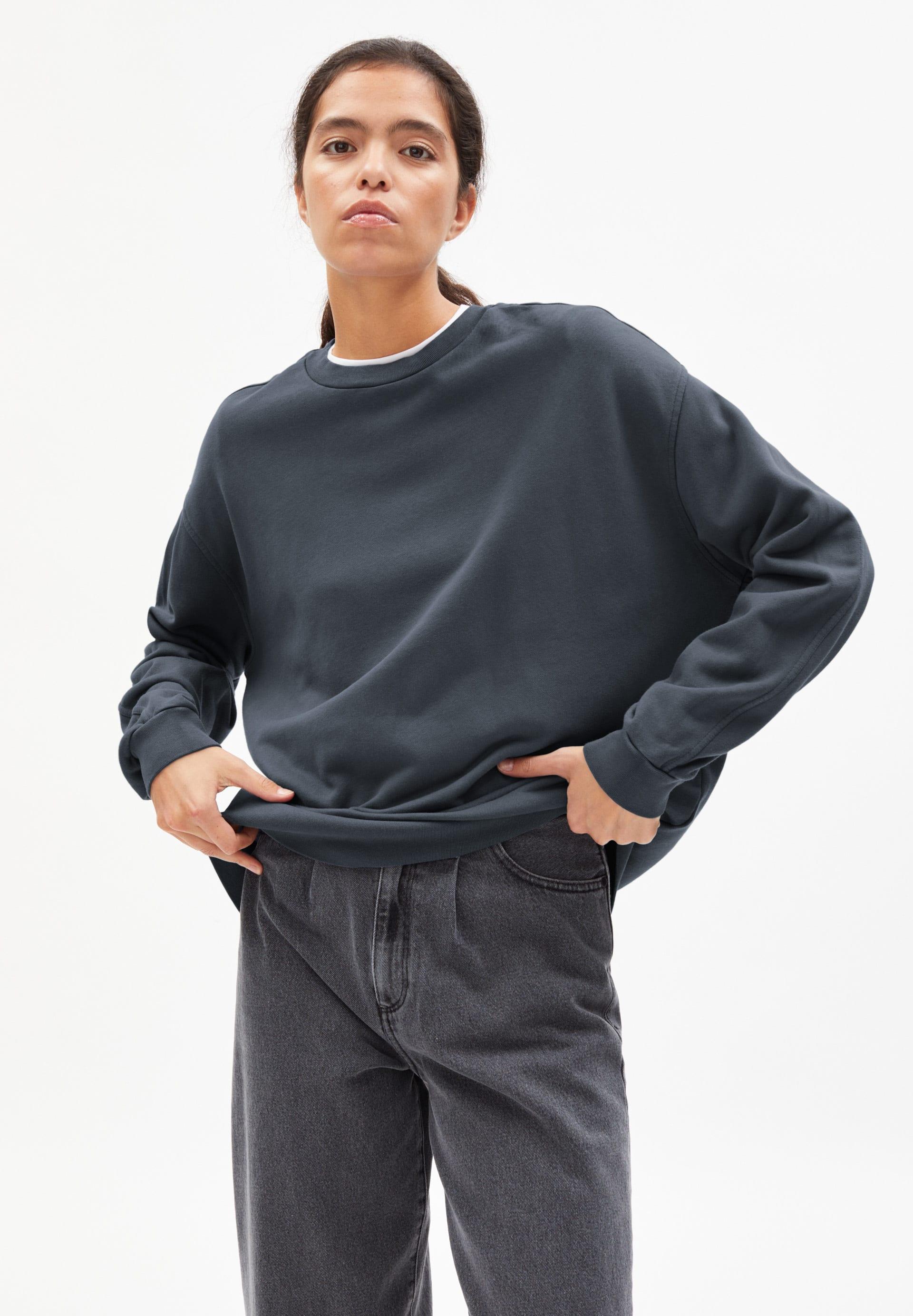 AARIN EARTHCOLORS® Sweat-shirt en coton biologique