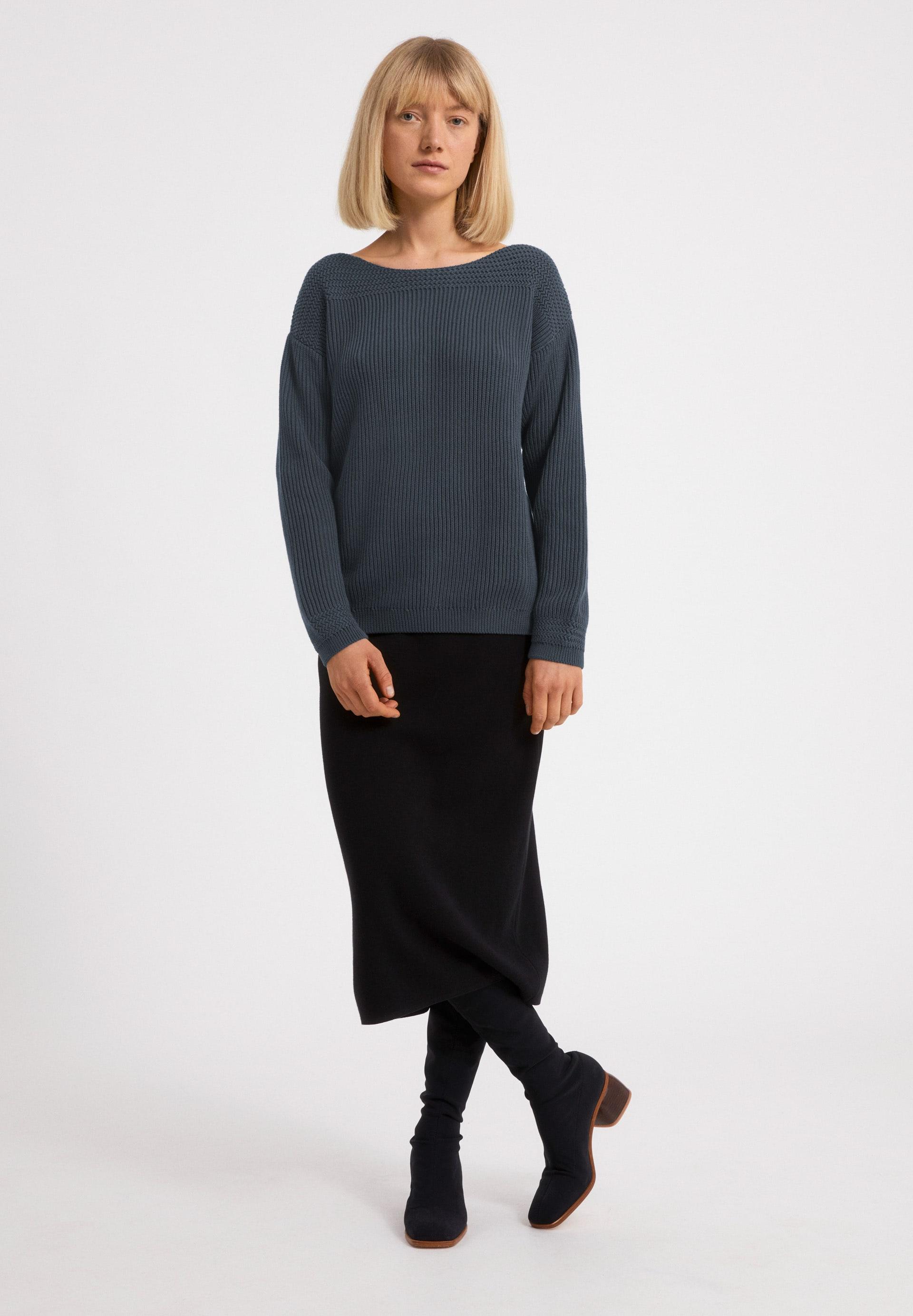 RAACHELA EARTHCOLORS® Sweater made of Organic Cotton