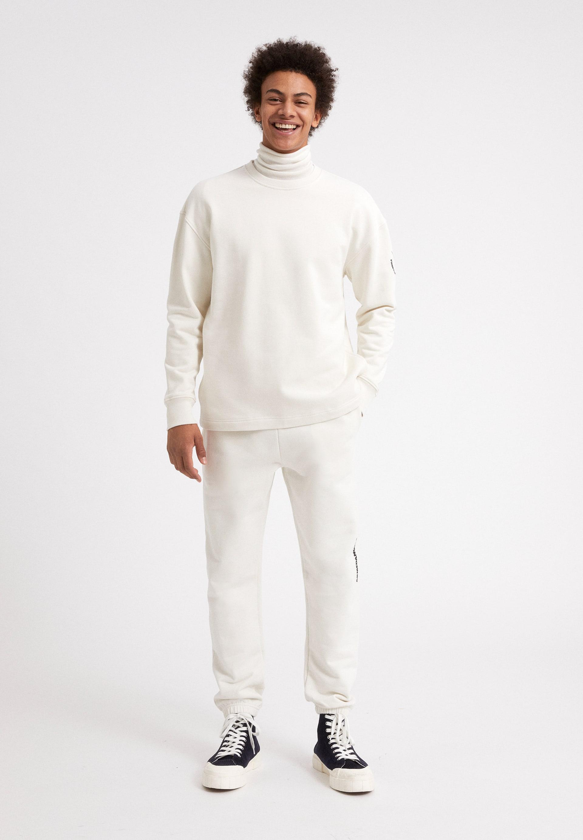 EDAAR AACT Sweat-shirt en coton biologique