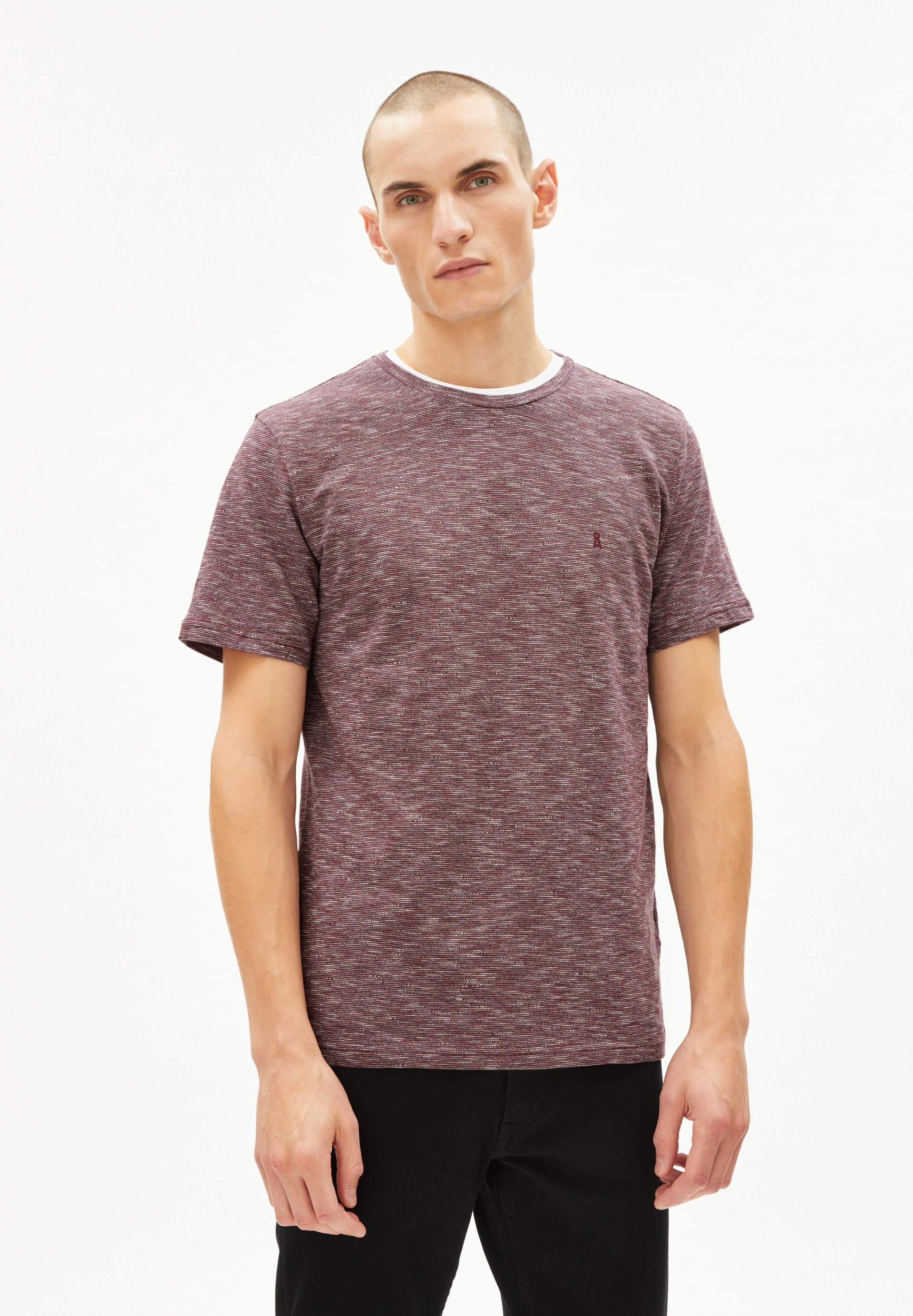 JAAMES STRUCTURE T-Shirt made of Organic Cotton