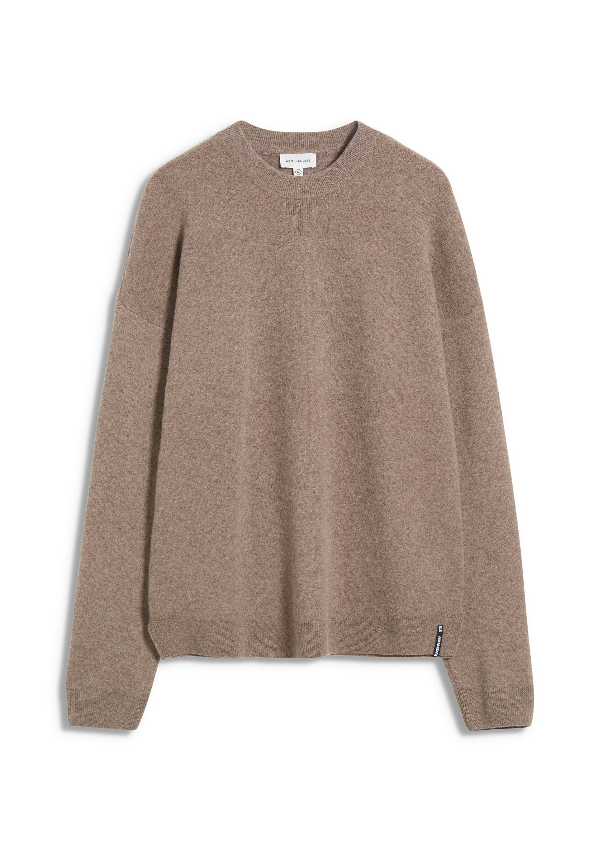 LOAAN RECYCLED WOOL Pullover aus Bio-Woll Mix