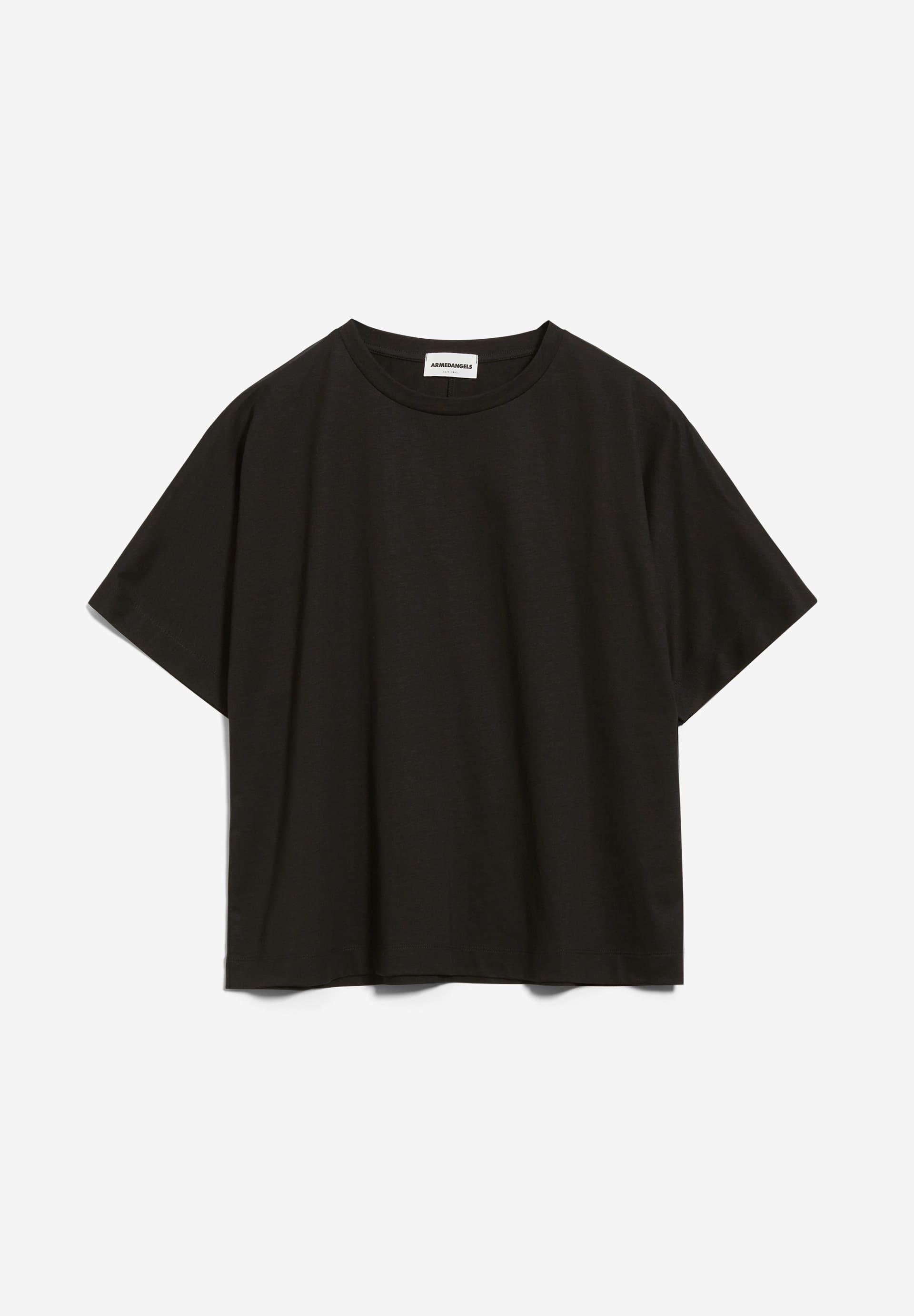 KAJAA MERCERIZED T-shirt en coton bio