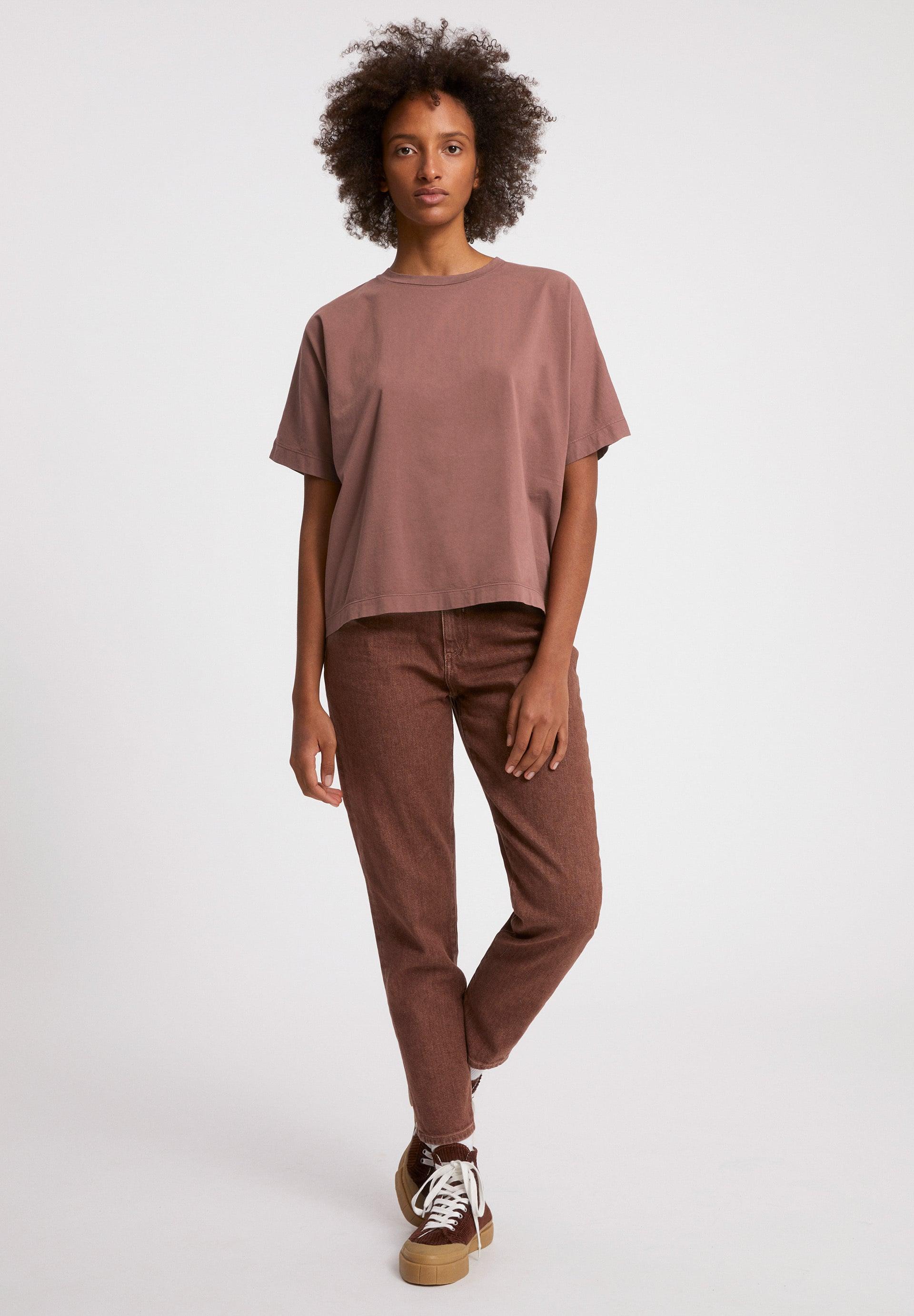 KAJAA EARTHCOLORS® T-shirt en coton biologique