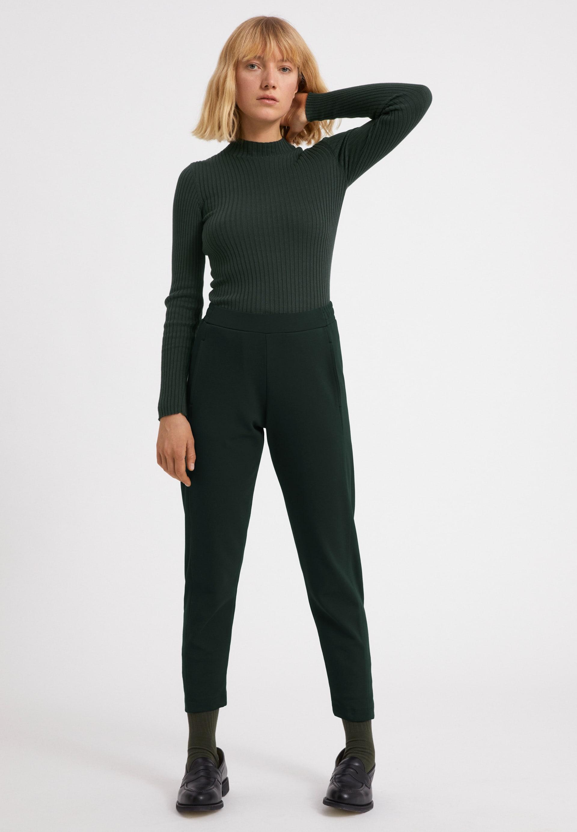 MAGDAA Jerseyhose aus LENZING™ ECOVERO™ Mix