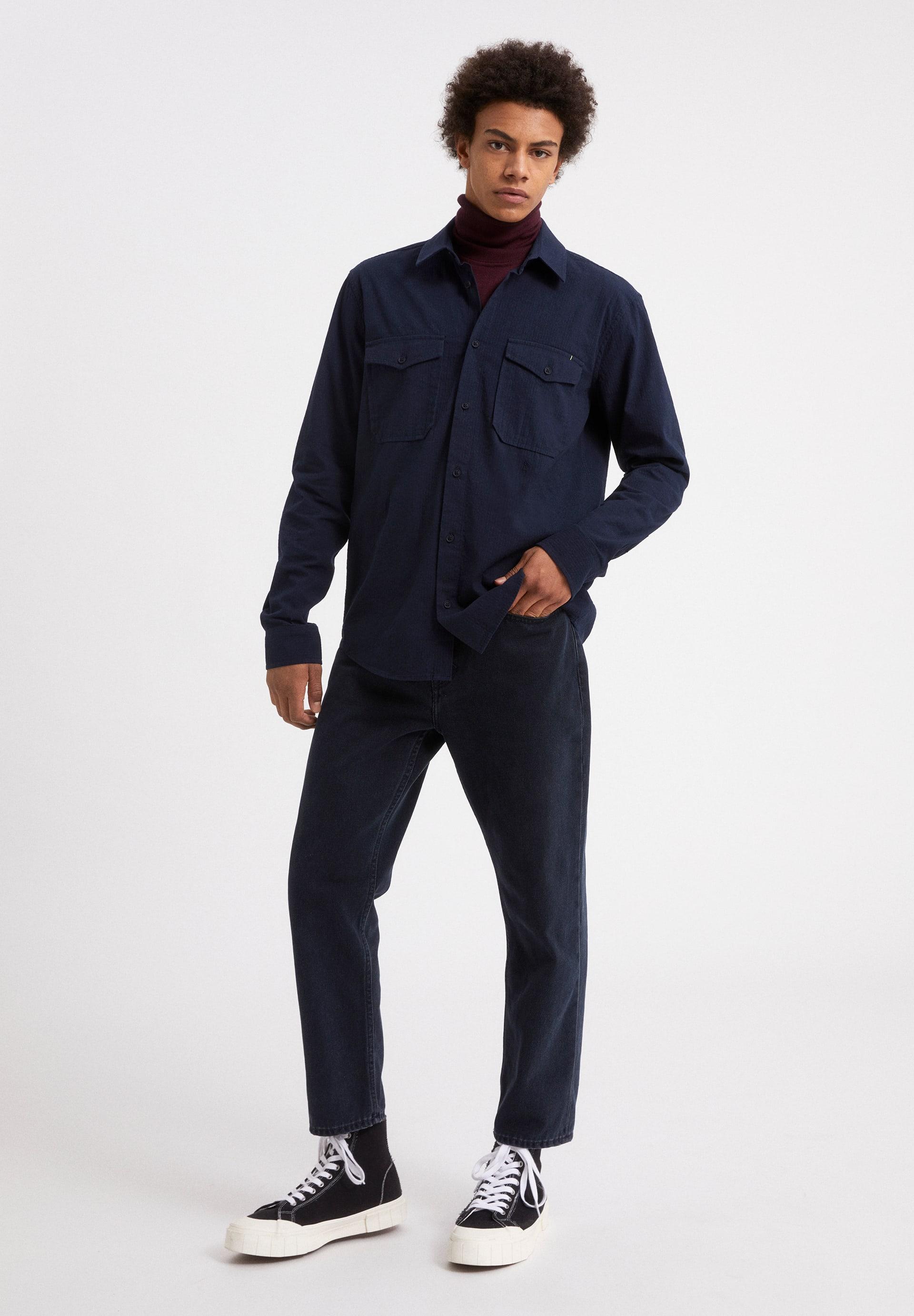 CAARDO chemise en coton biologique