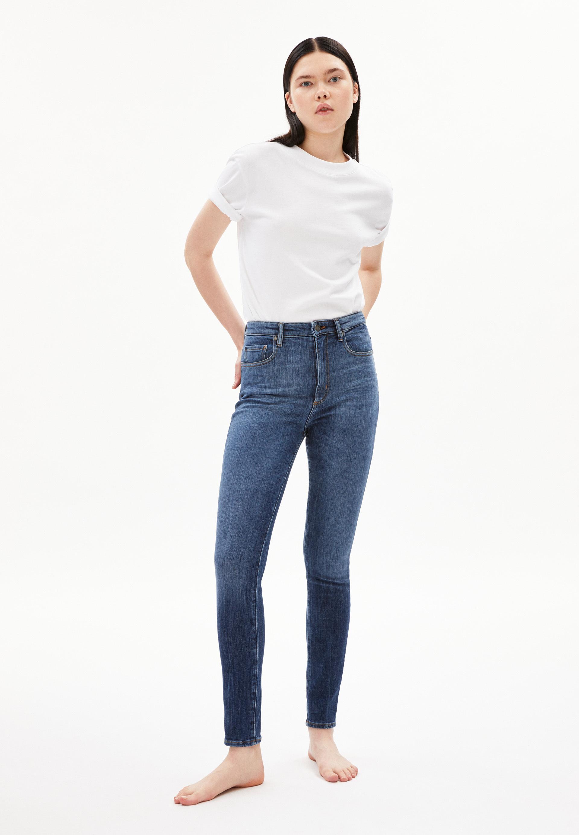 INGAA Jeans van biologische katoenmix