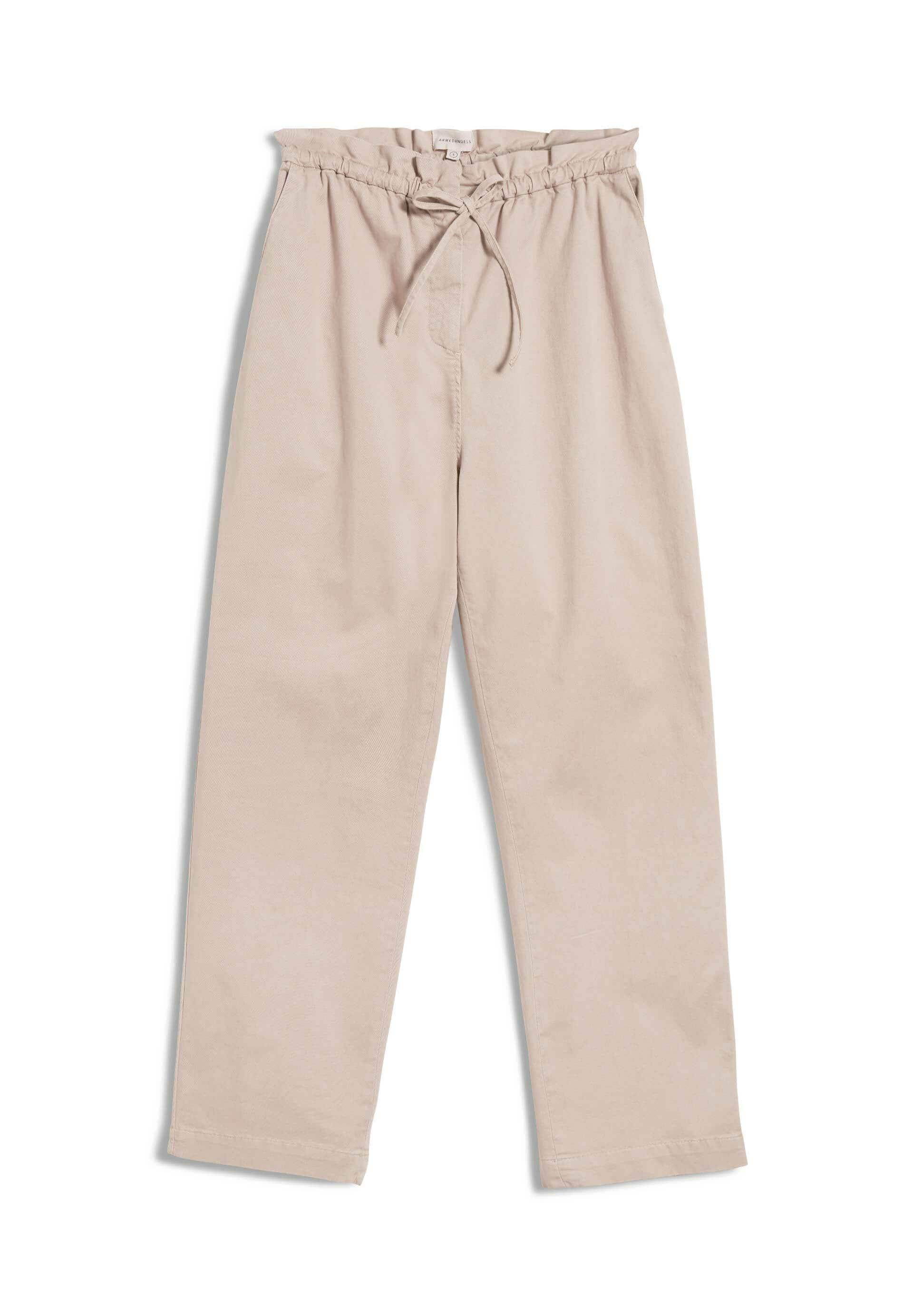 SABINAA Pantalon en coton biologique mélangé