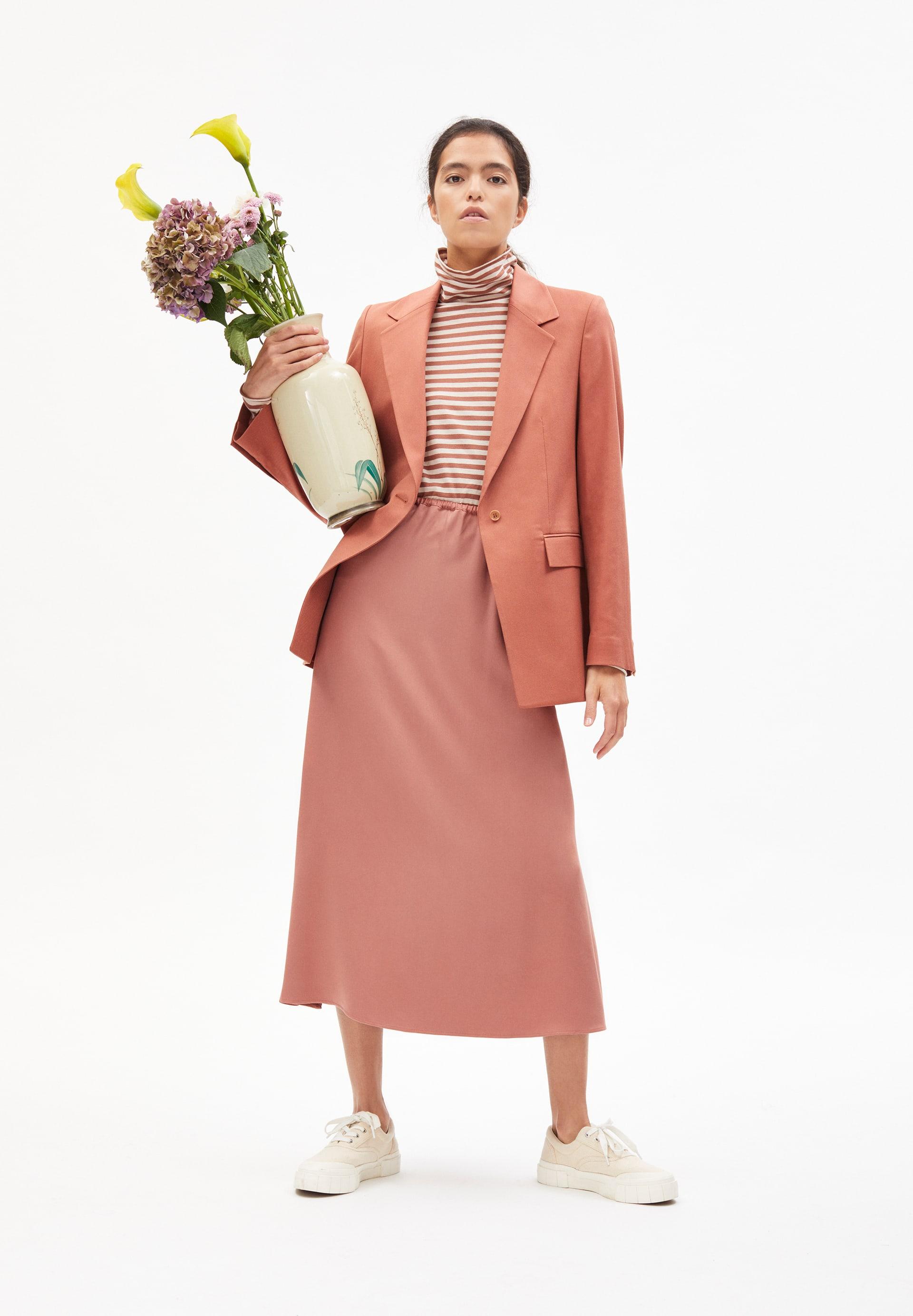 APOLONIAA Woven Skirt made of LENZING™ ECOVERO™