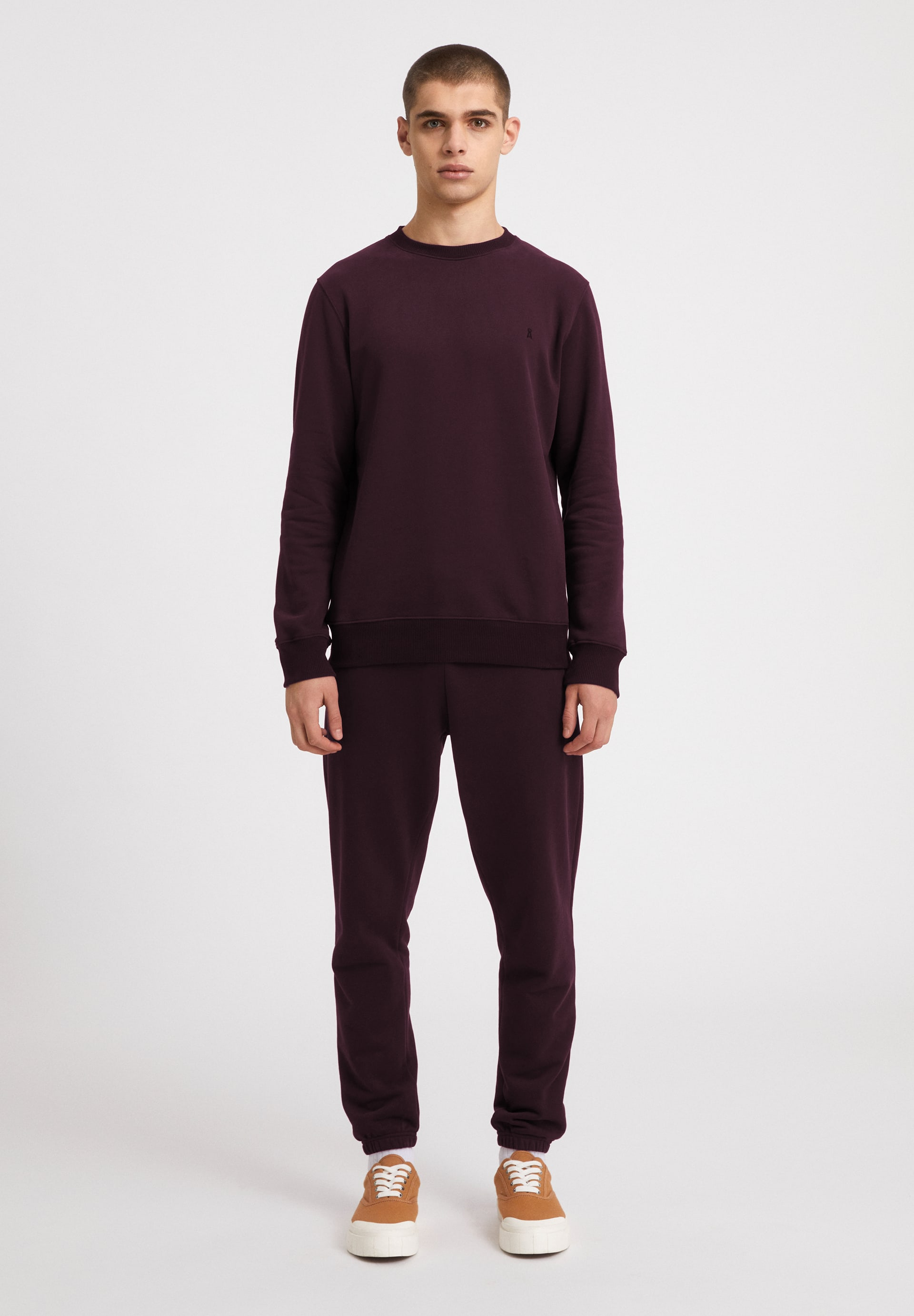 MAALTE COMFORT Sweatshirt van biologisch katoen