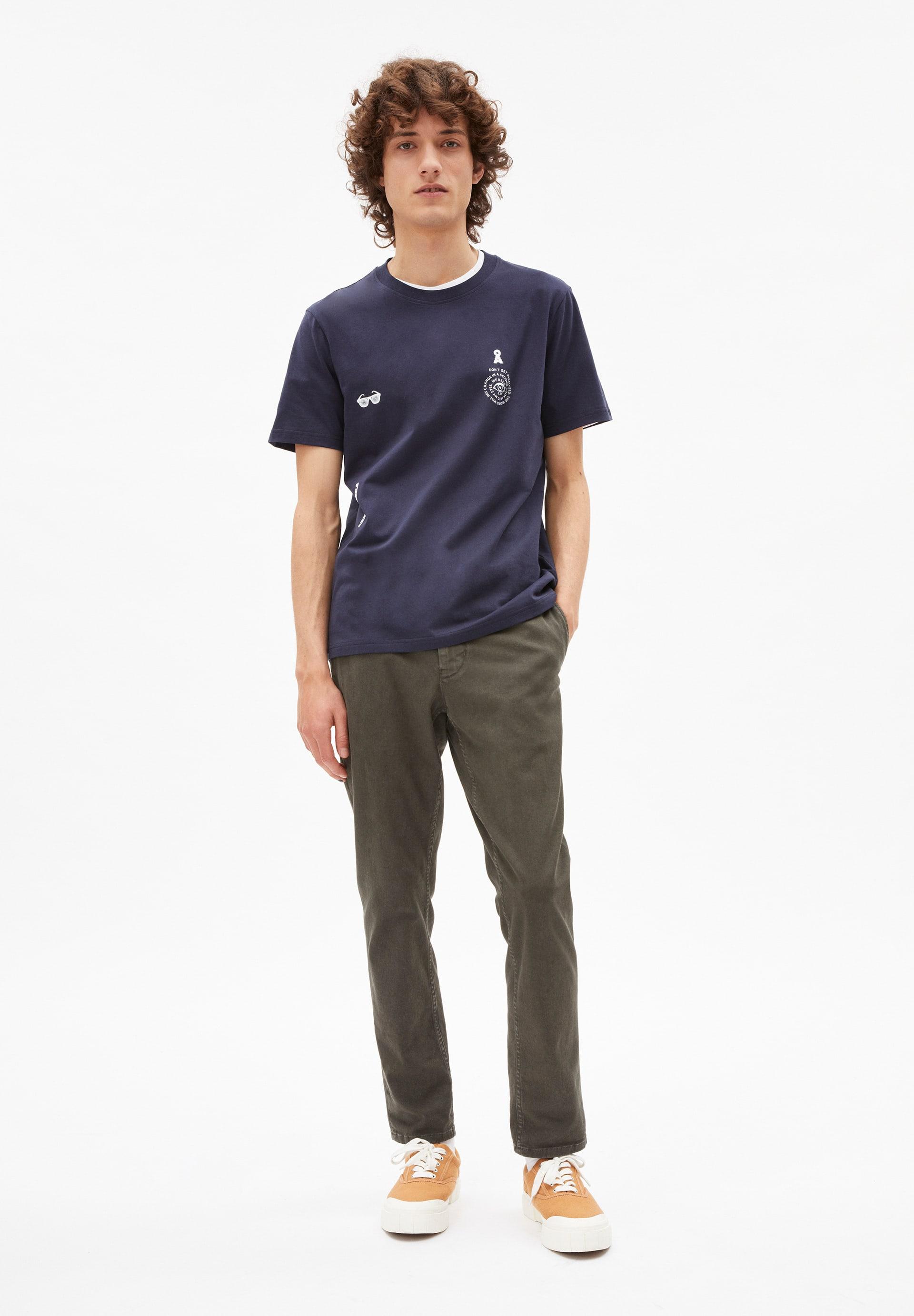 AADO CHANGE T-shirt van biologisch katoen