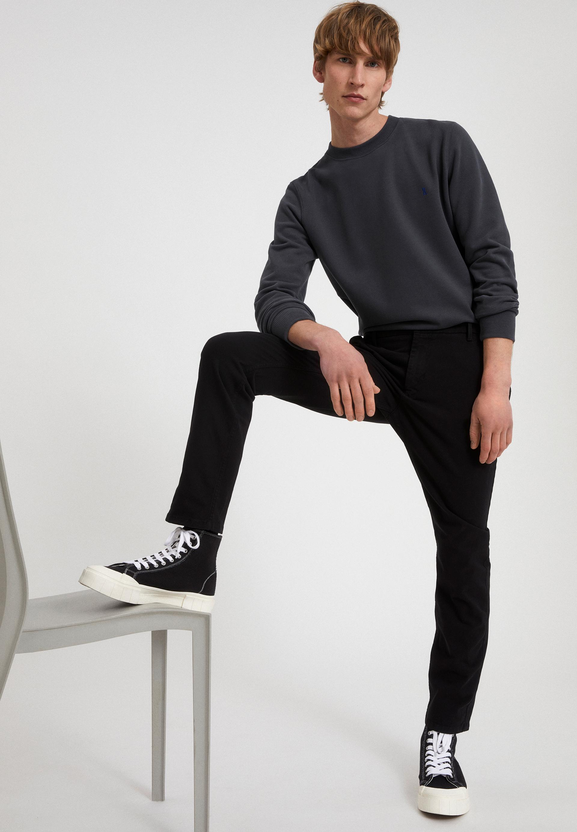 MAALTE COMFORT Sweat-shirt en coton bio