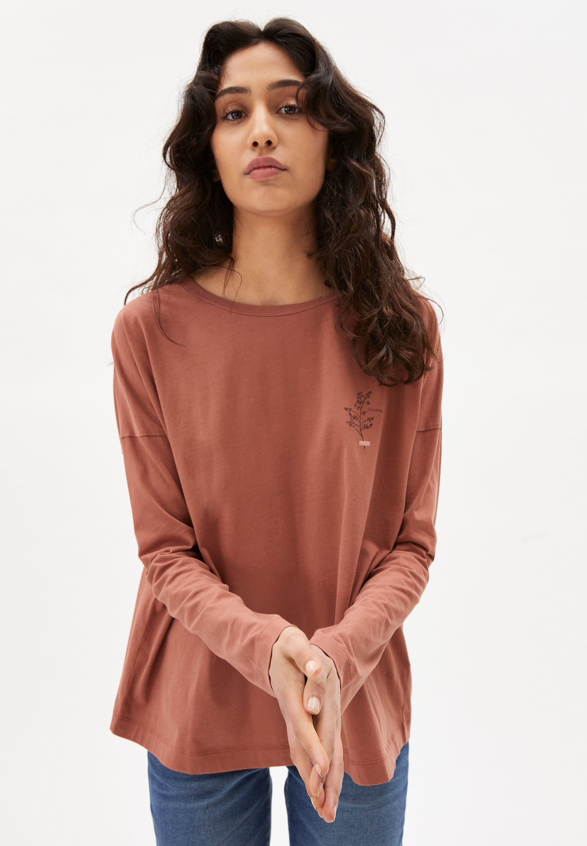 OLAA COLLECTED Longsleeve made of Organic Cotton