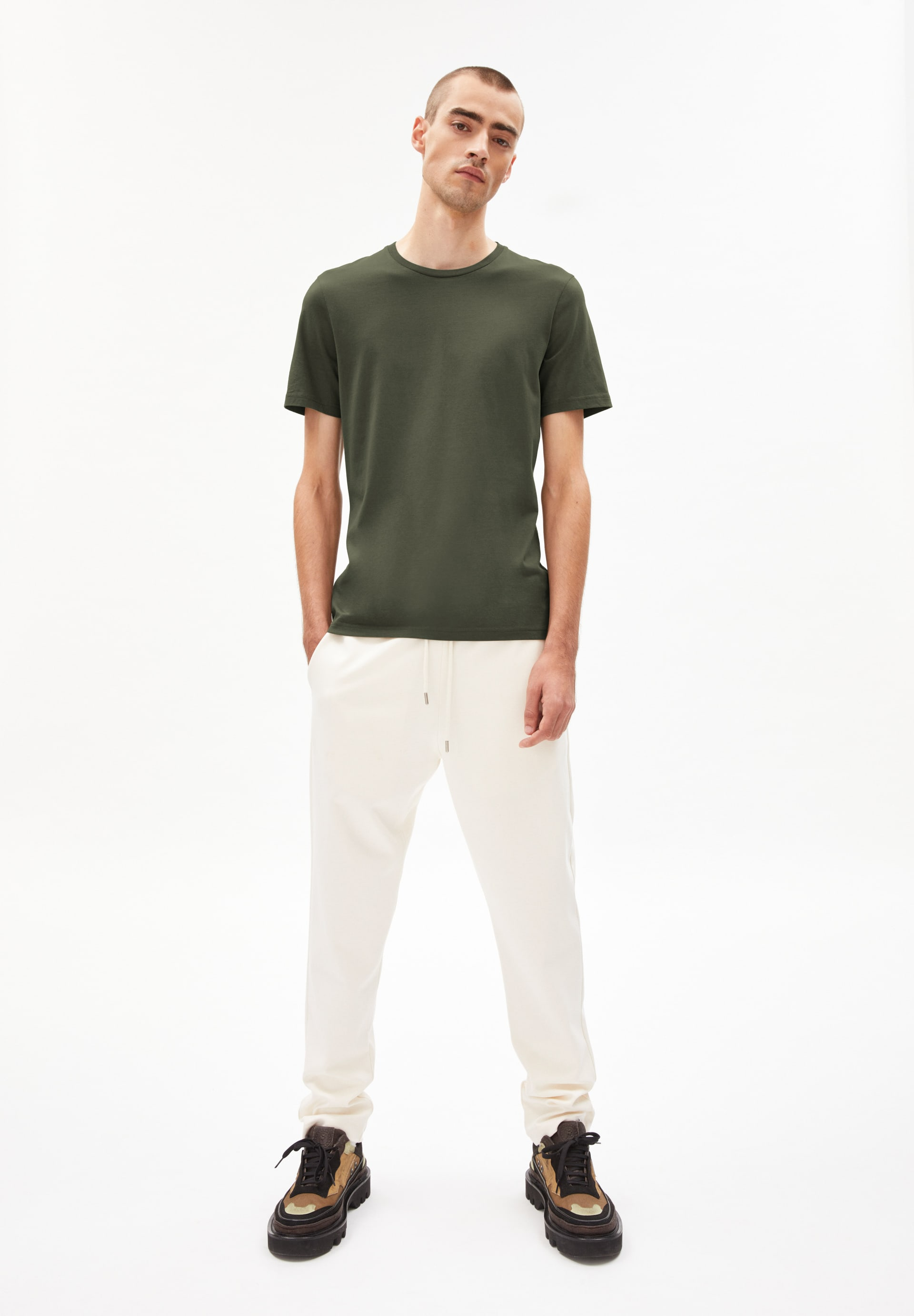 JAAMES T-shirt made of Organic Cotton