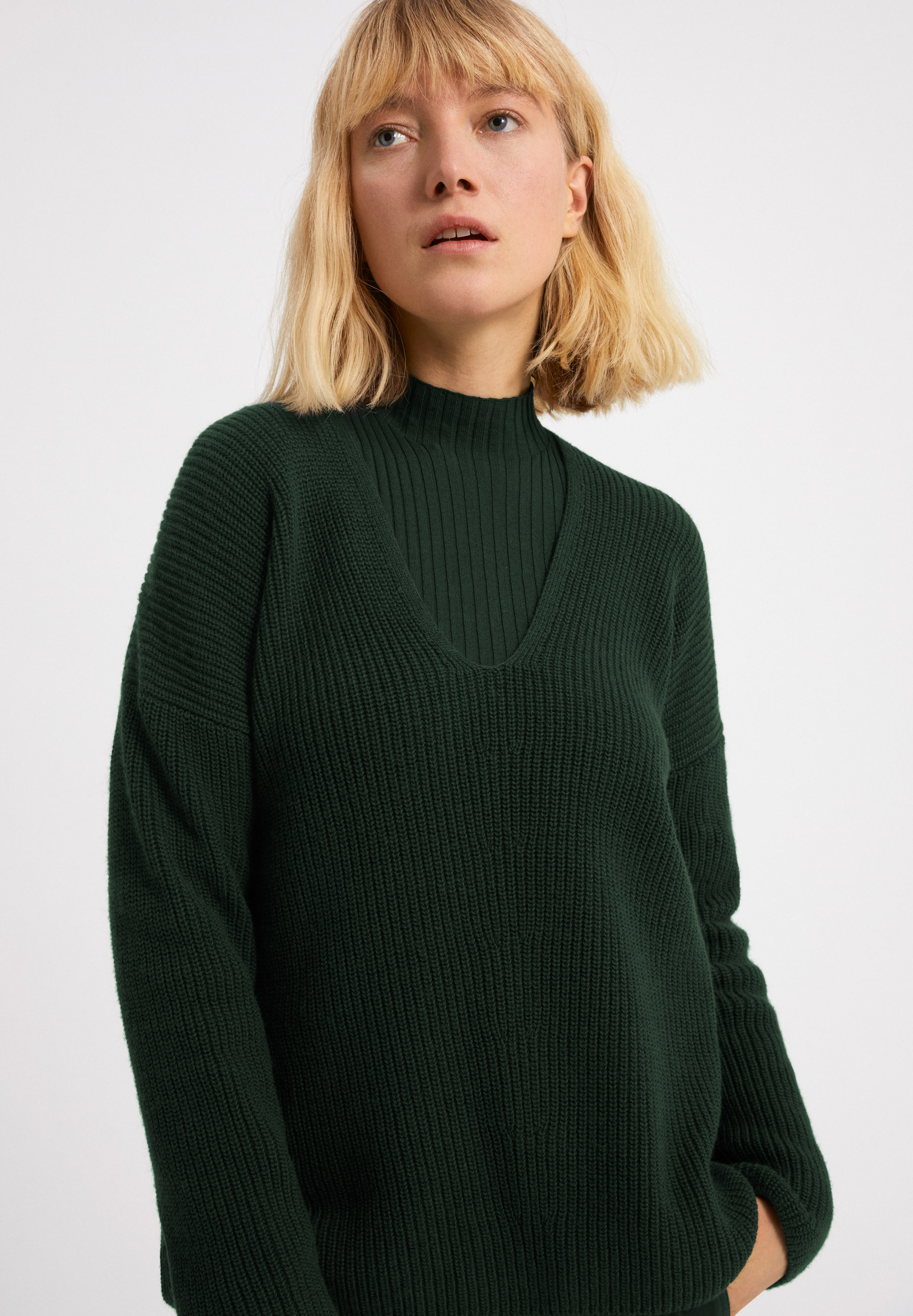 ARYANAA Sweater made of Organic Cotton Mix