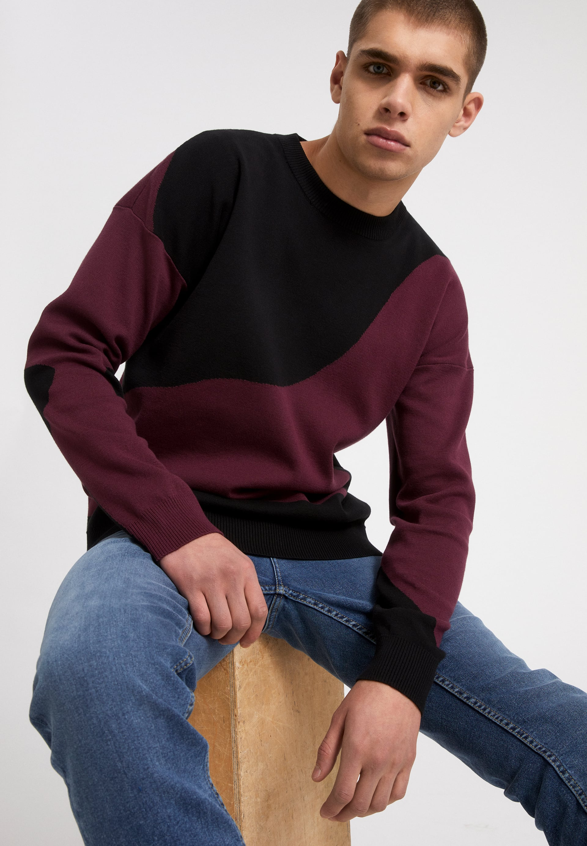 AARTO Sweater made of Organic Cotton