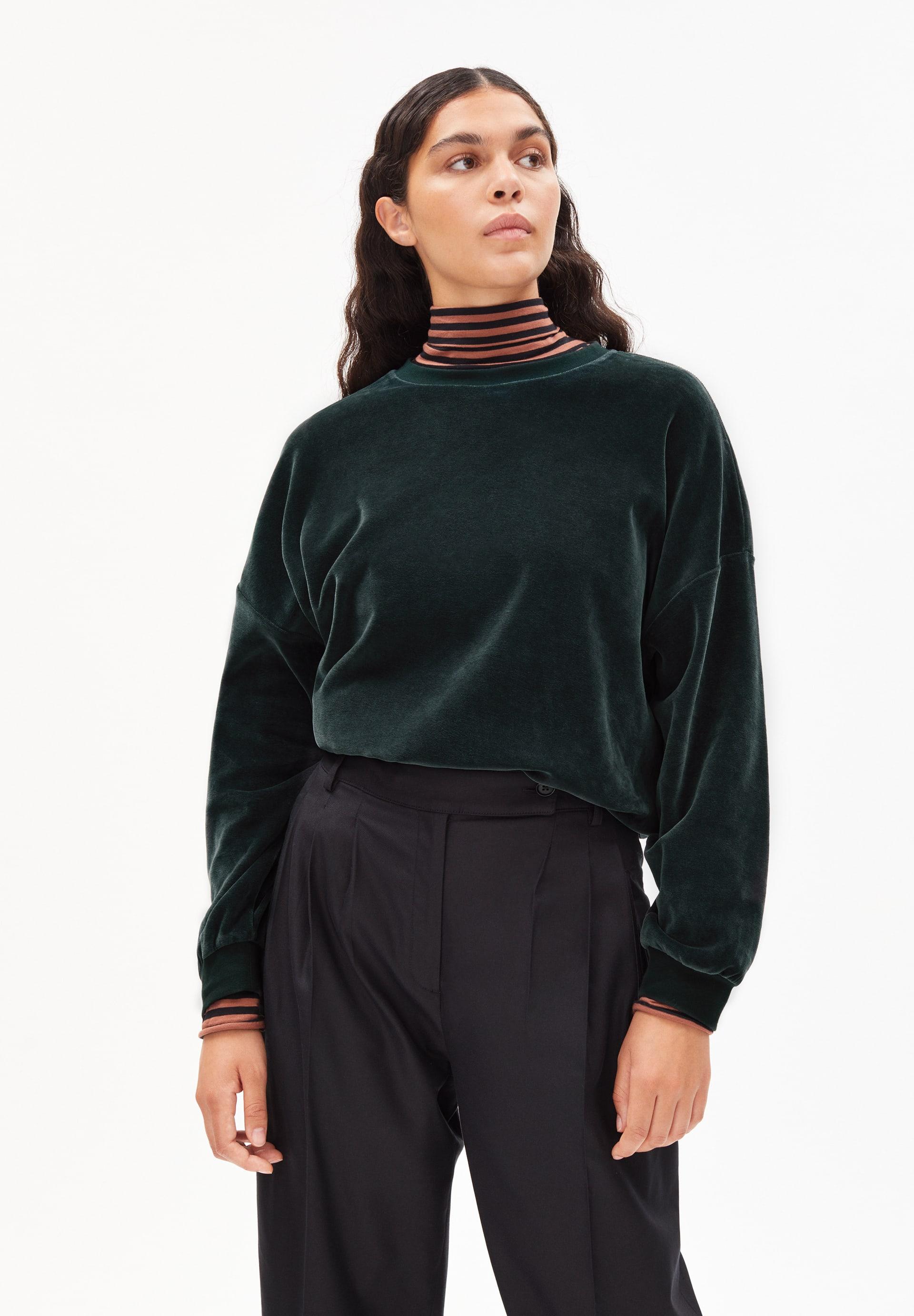 ANDAA Sweatshirt van biologisch katoen