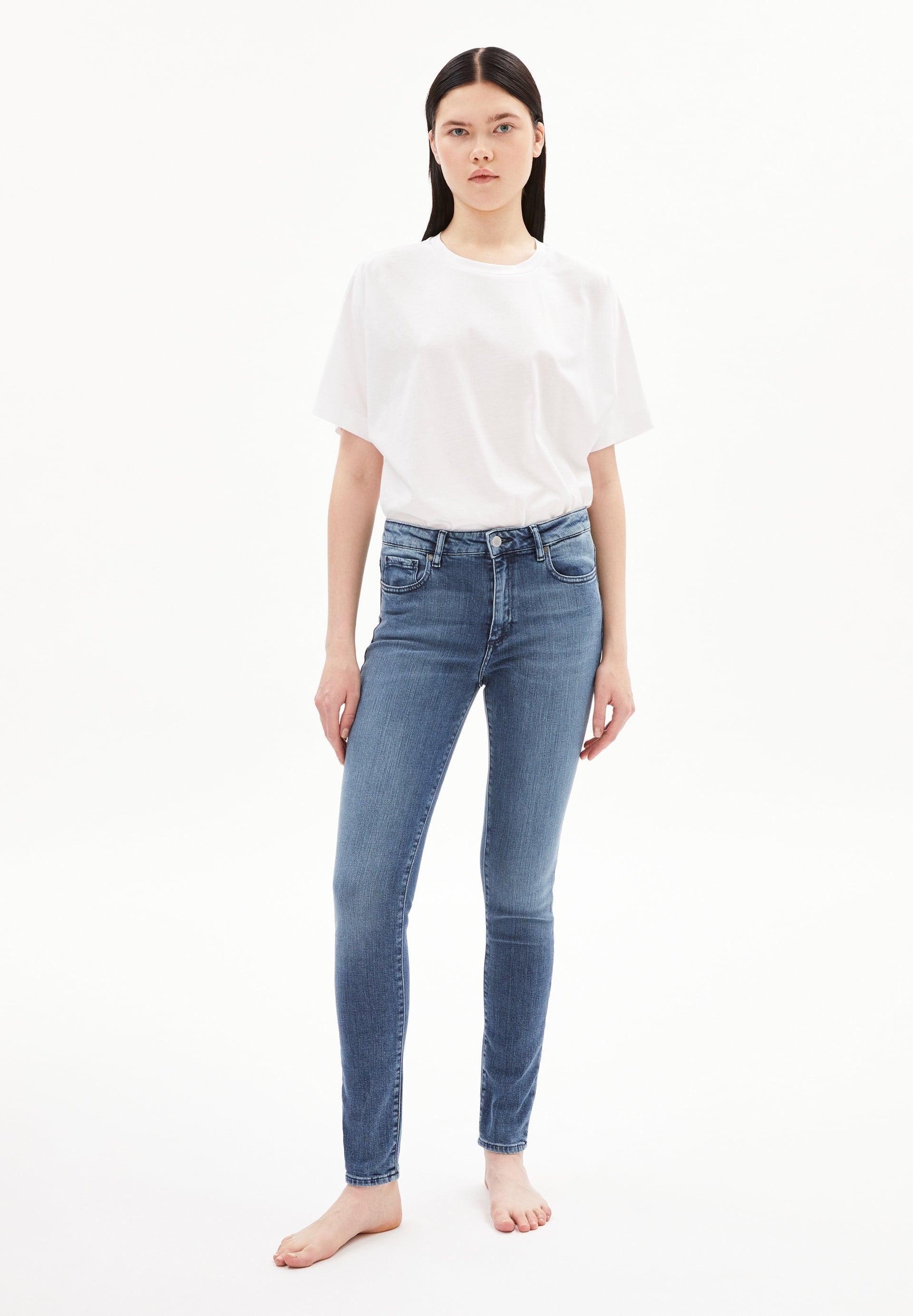 TILLAA Jeans van biologische katoenmix