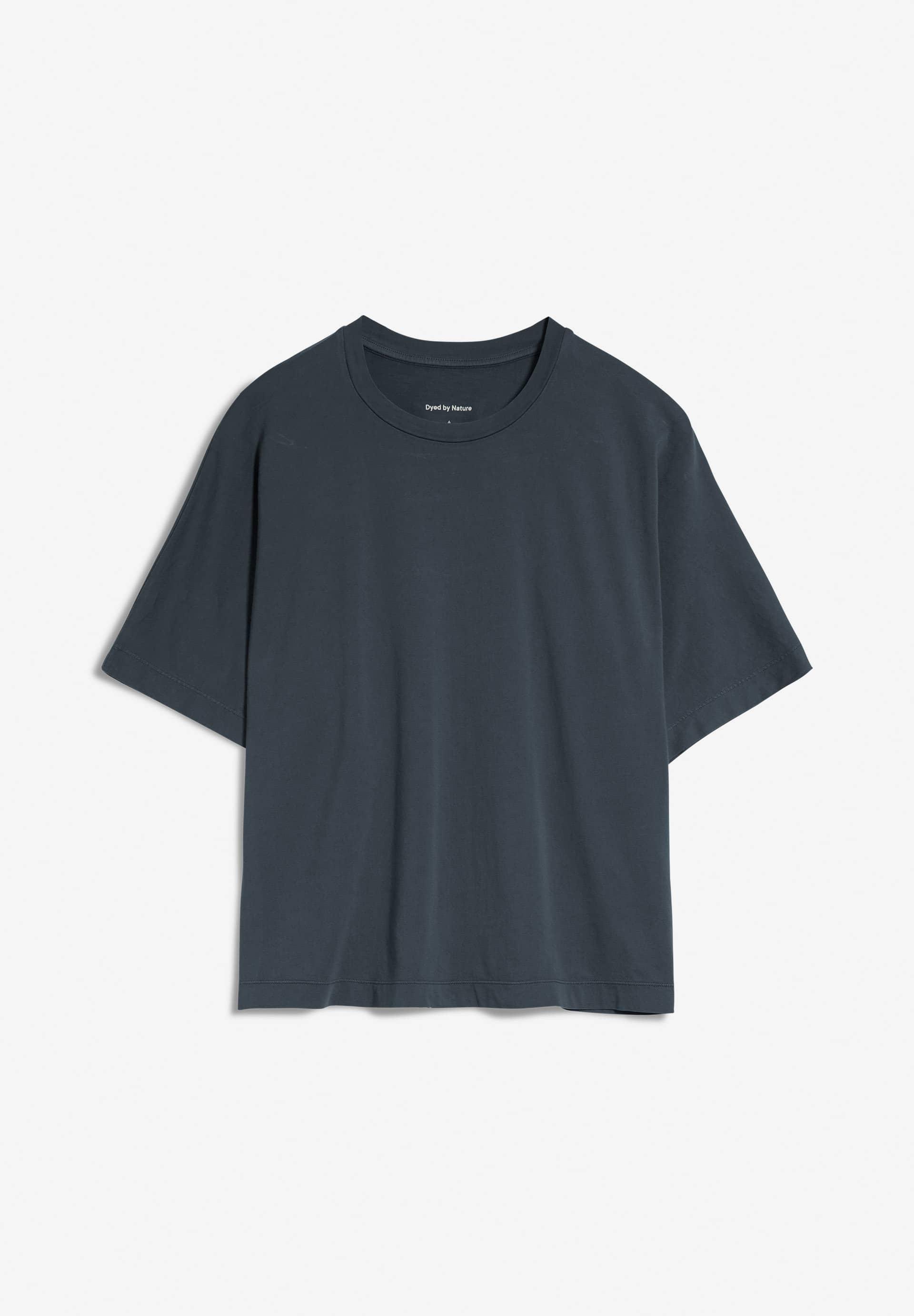 KAJAA EARTHCOLORS® T-shirt van biologisch katoen