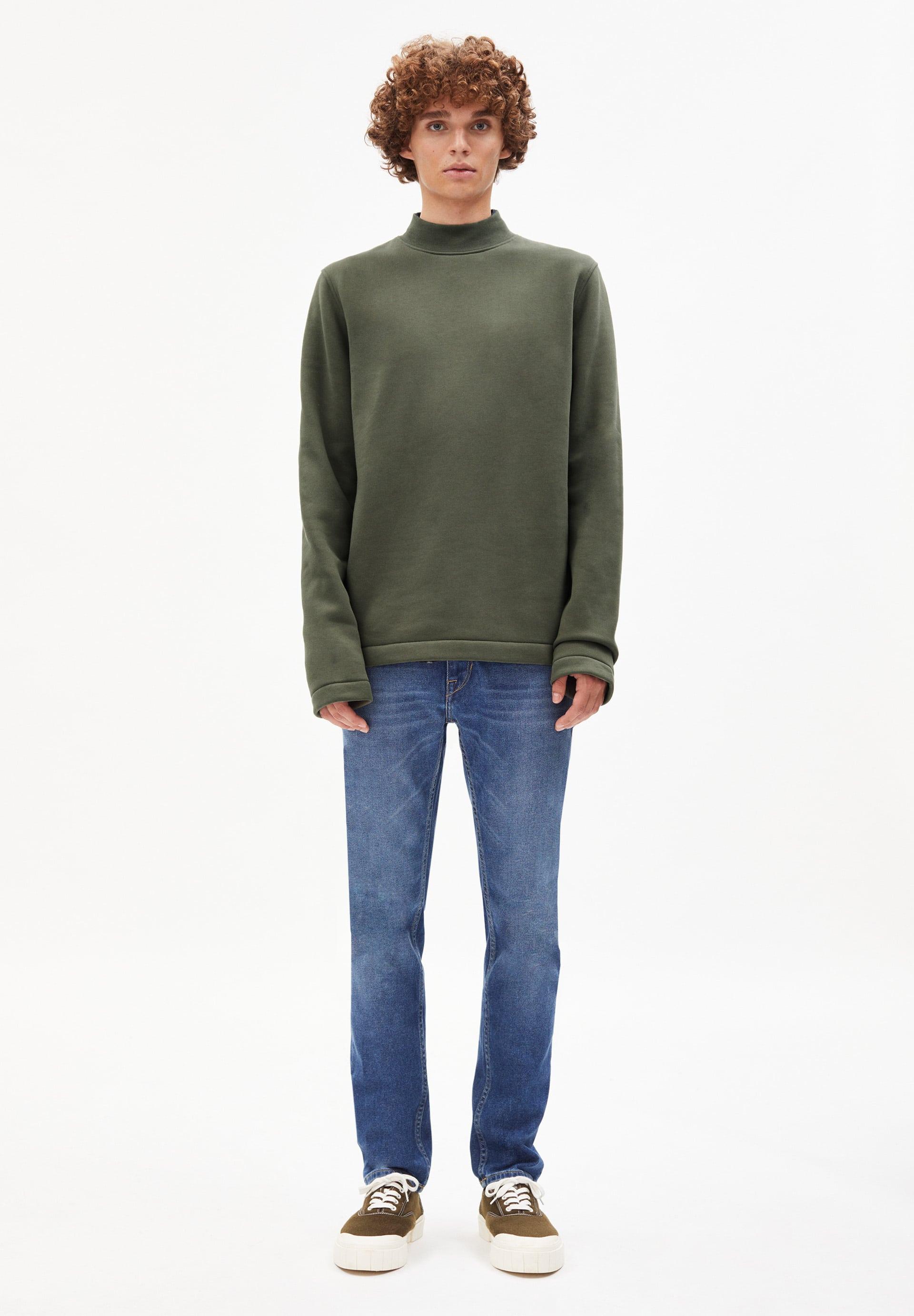 LOTHAAR SOFT Sweat-shirt en coton biologique