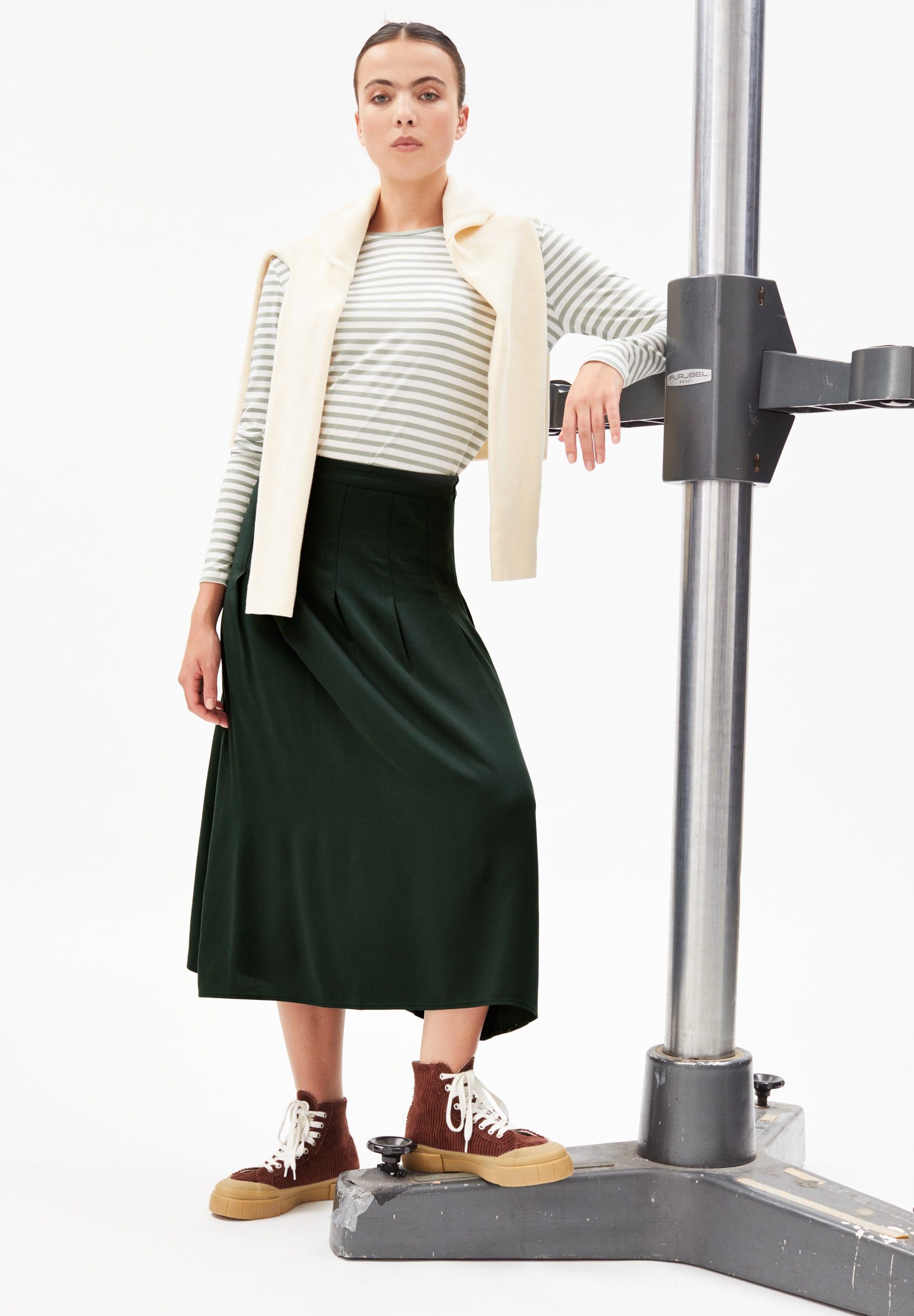 LEAAHNA Skirt made of LENZING™ ECOVERO™