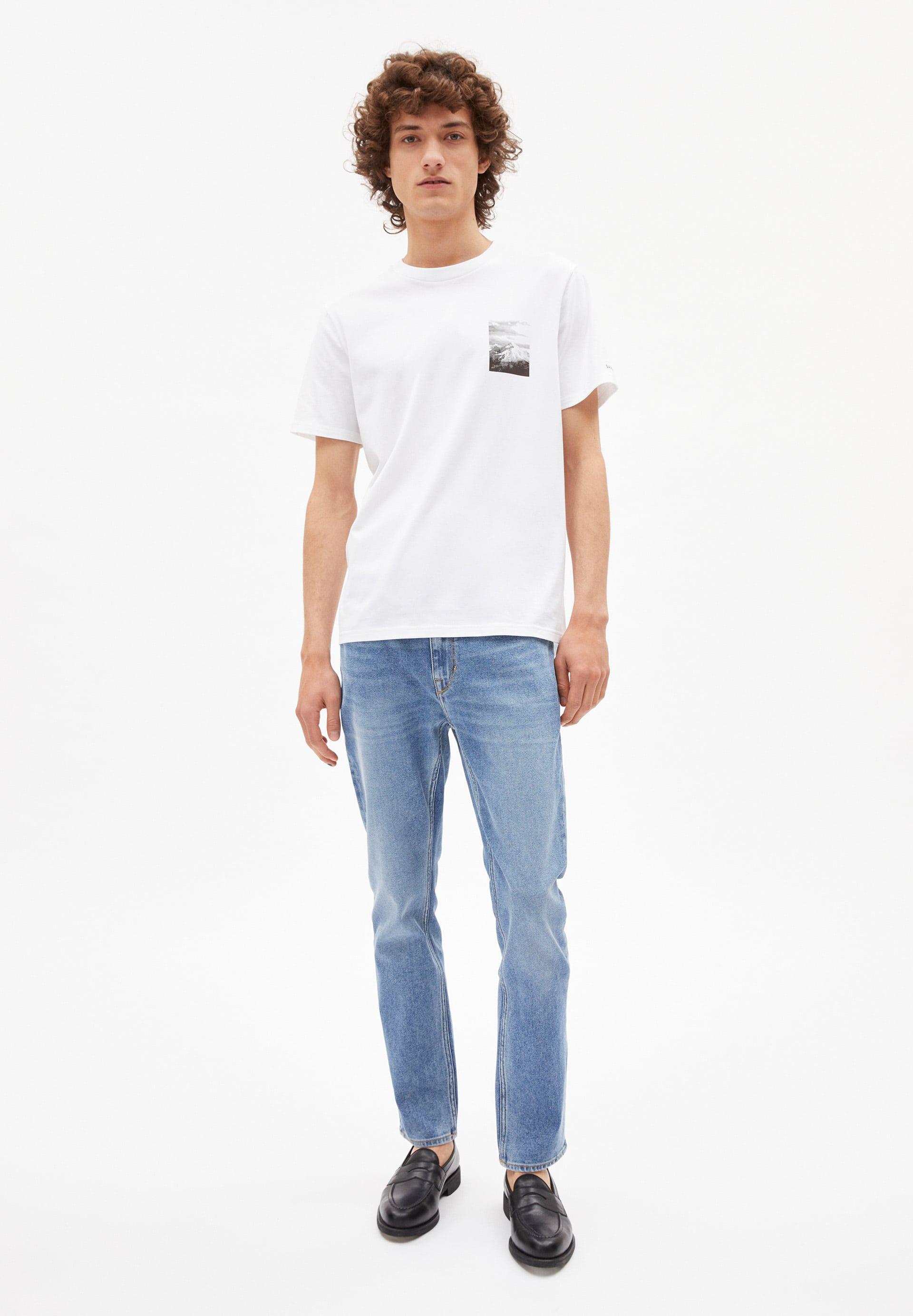 AADO PEAK T-shirt en coton biologique