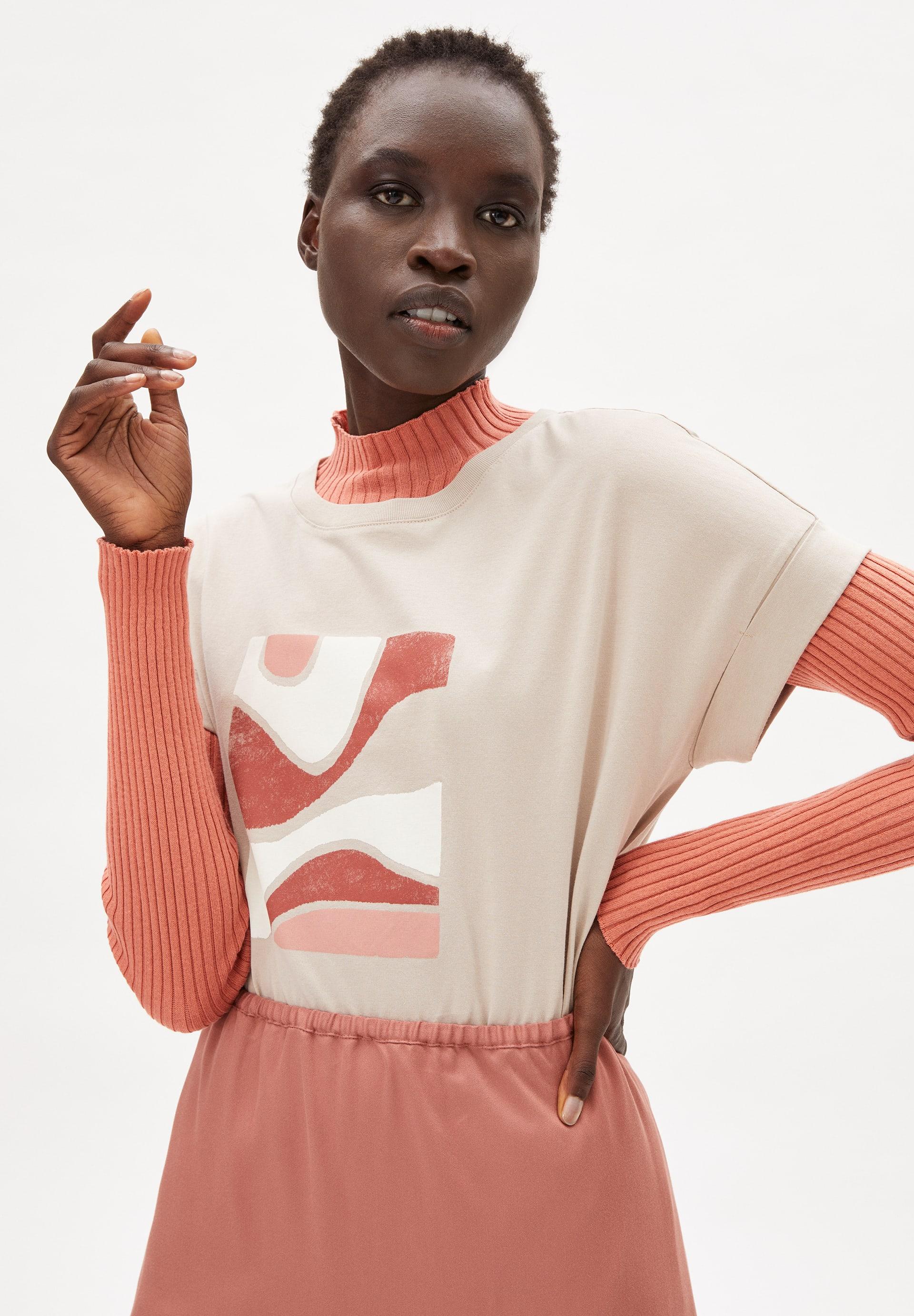 IDAA SOFT HILLS T-Shirt made of Organic Cotton
