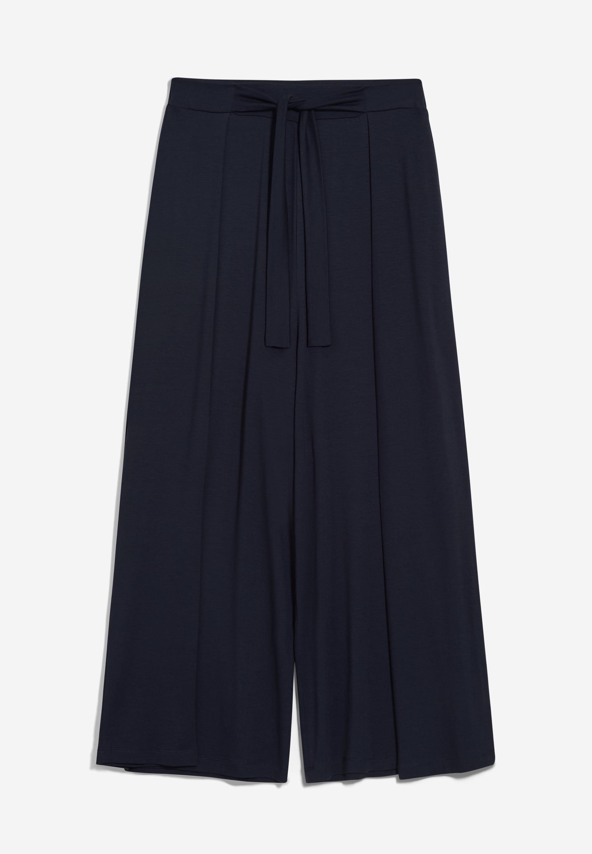 KAROLINAA Pantalon en LENZING™ ECOVERO™ mélangé