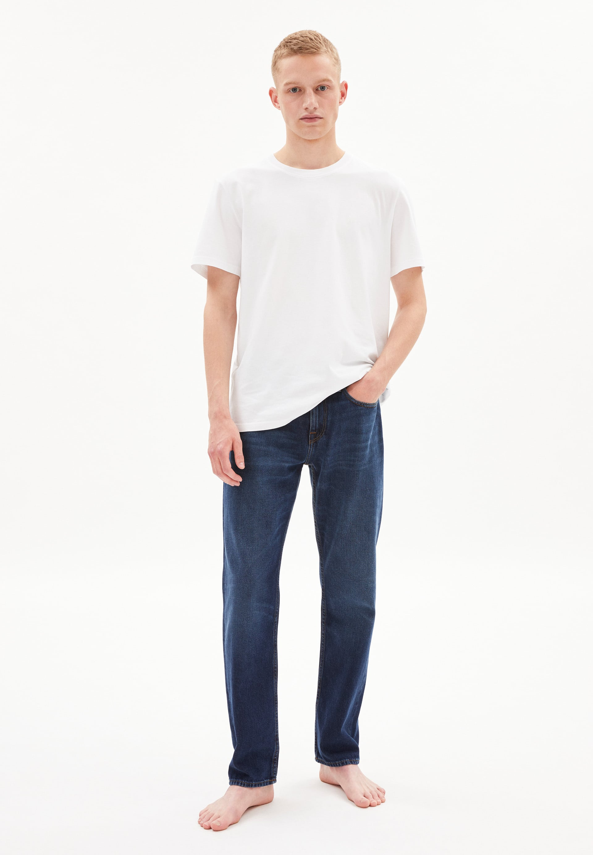DYLAAN Straight fit denim