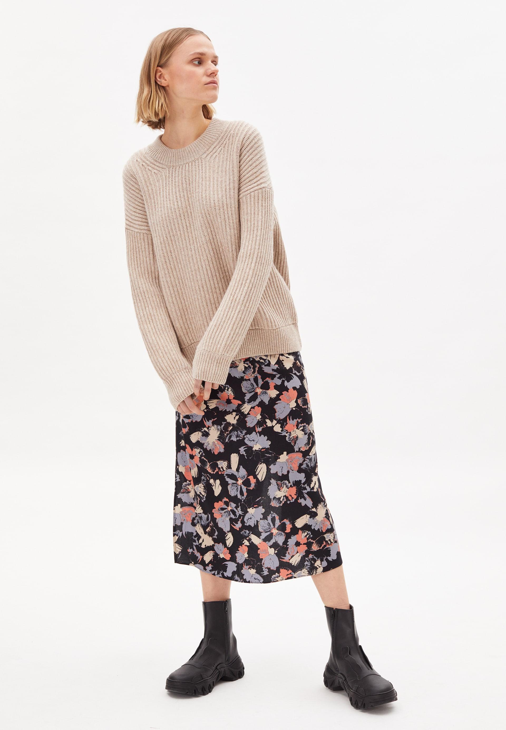 HILARIAA SOFT Sweater made of Organic Wool Mix
