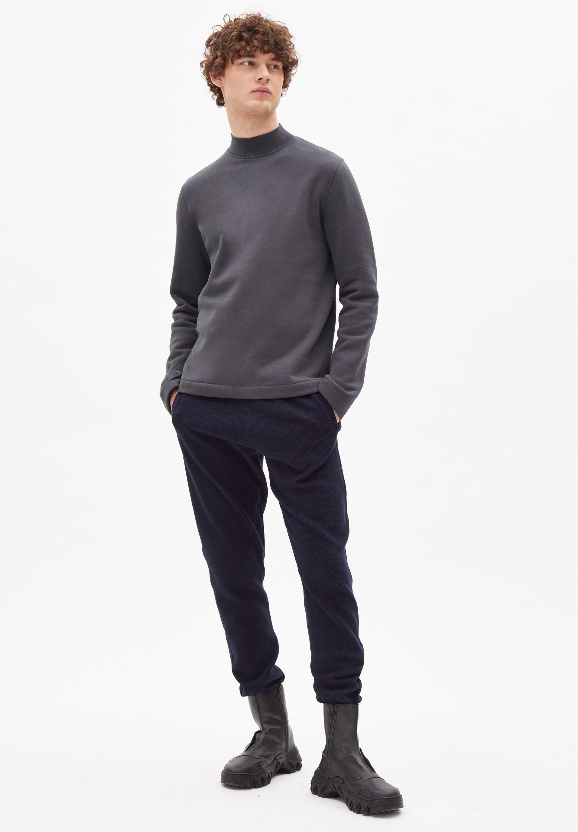 LOTHAAR SOFT Sweatshirt van biologisch katoen
