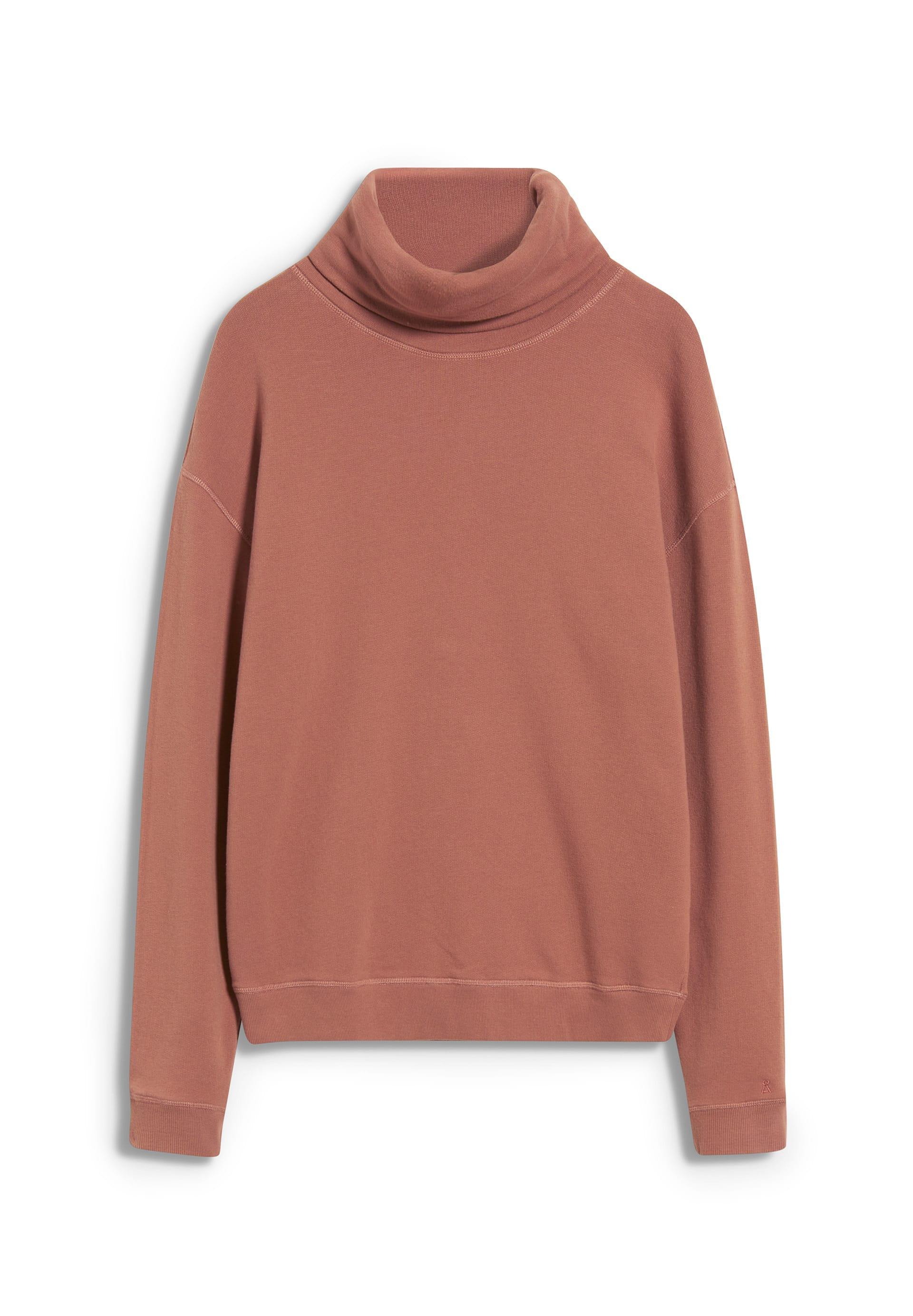 DARINAA Sweat-shirt en coton biologique mélangé