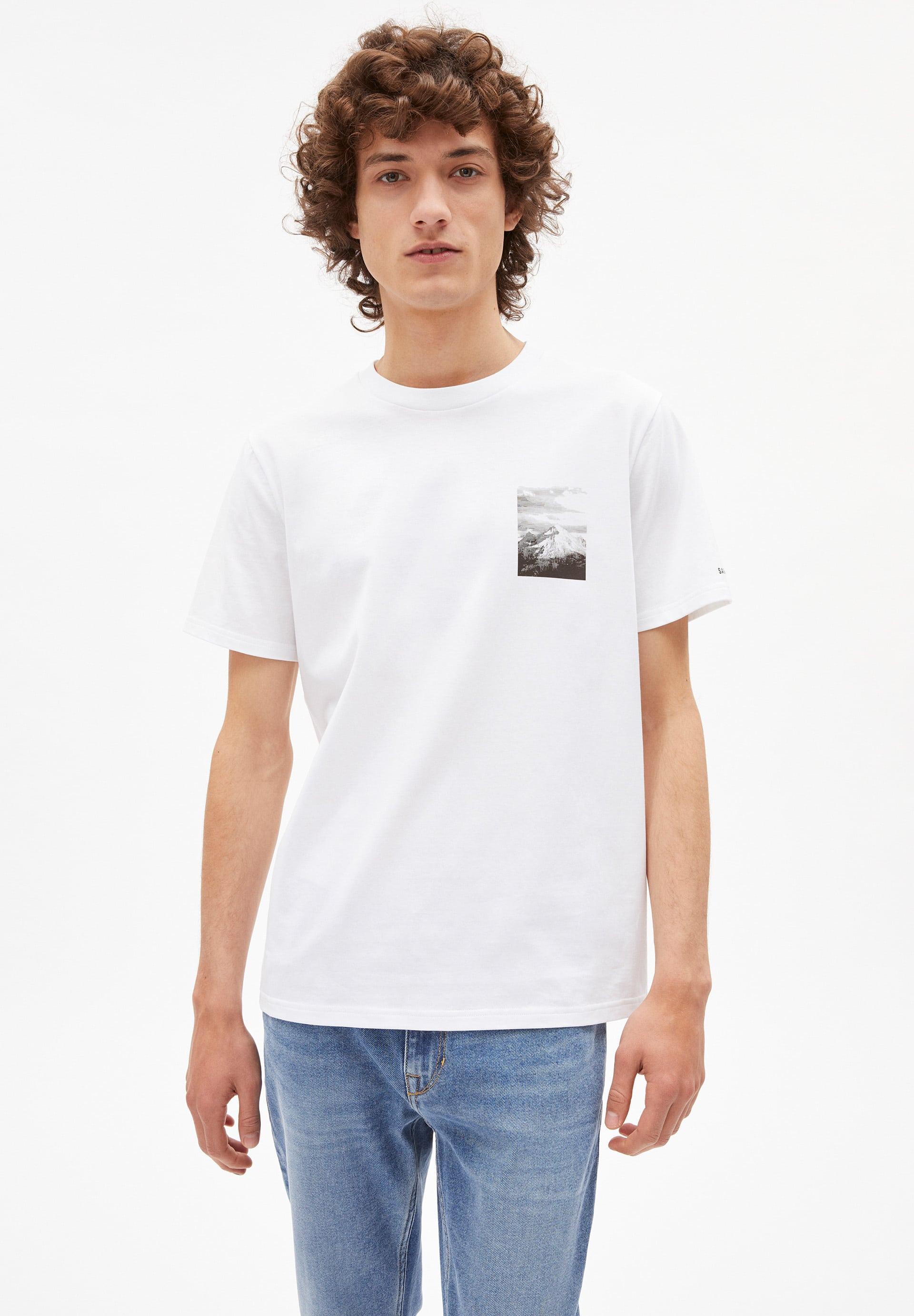 AADO PEAK T-Shirt aus Bio-Baumwolle