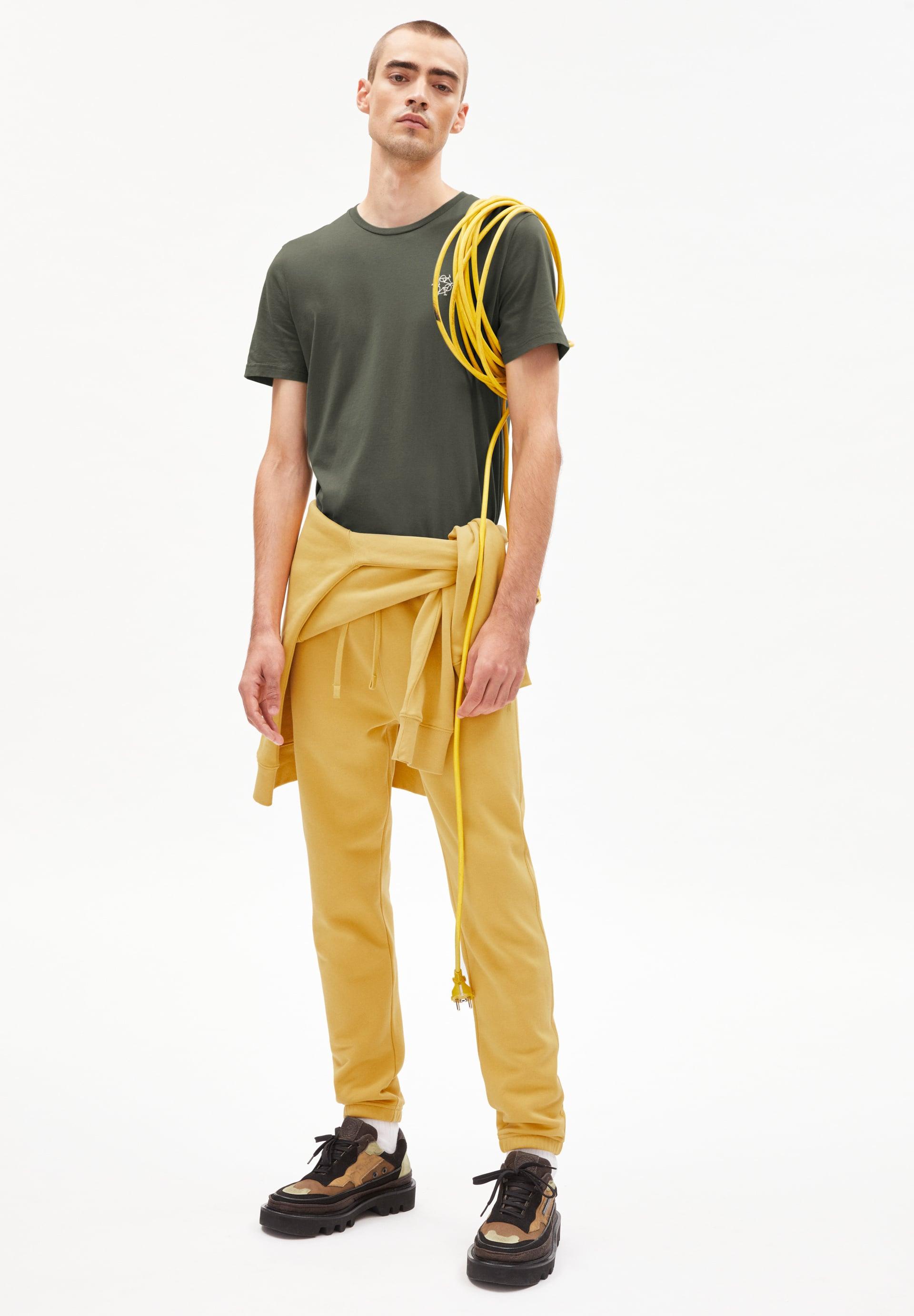 AADAN COMFORT Pantalon de survêtement en coton bio