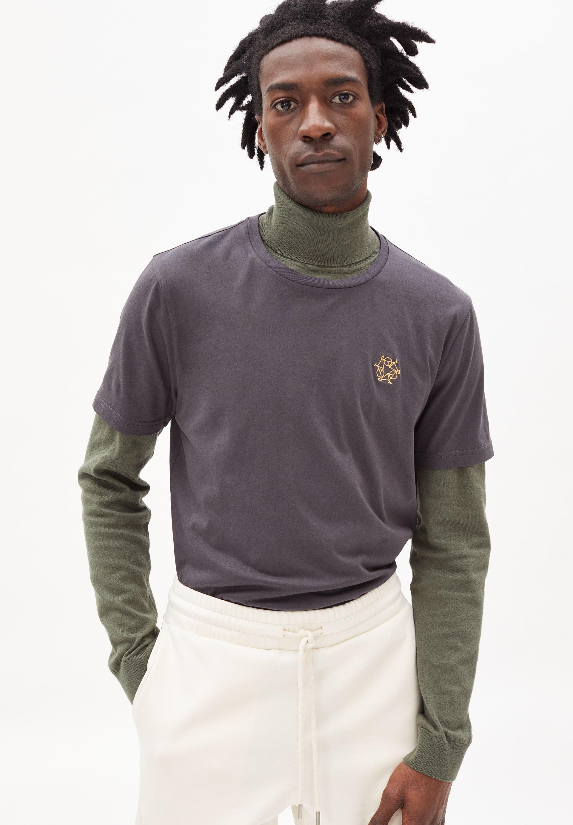JAAMES BIKE EMBRO T-shirt en coton biologique