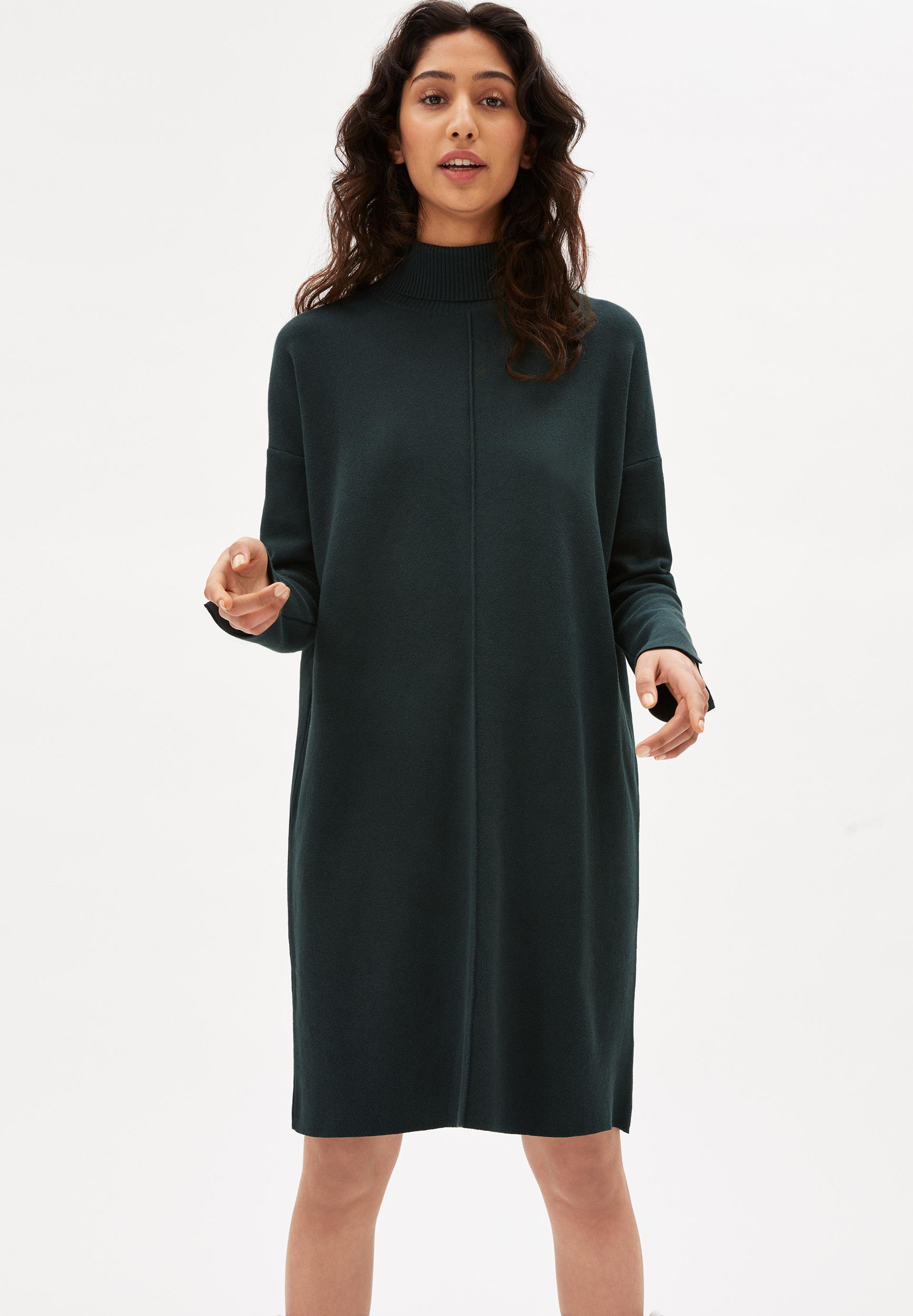 SIENNAA Knit Dress made of Organic Cotton