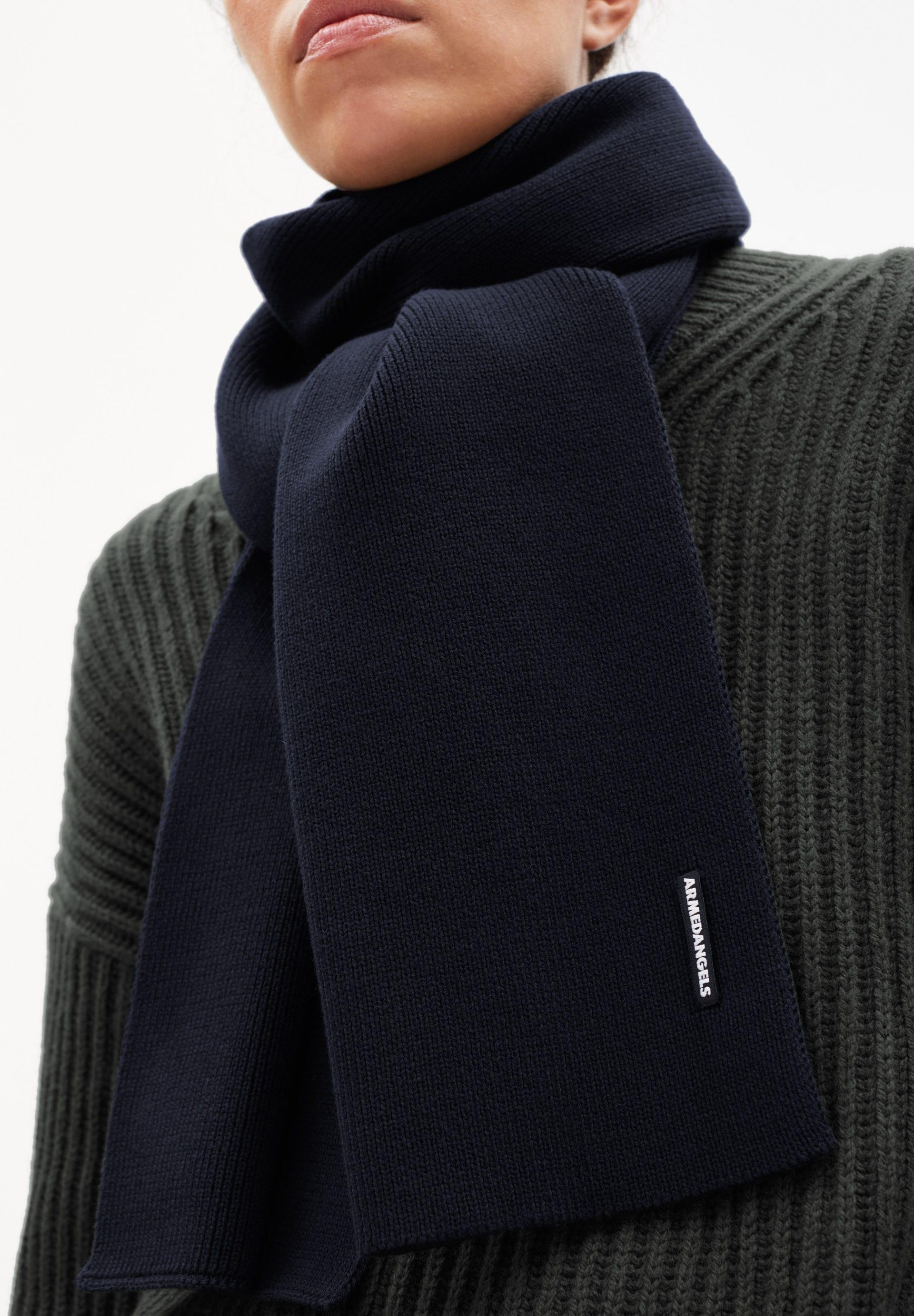 FAABERO SOFT Sjaal van biologisch katoen