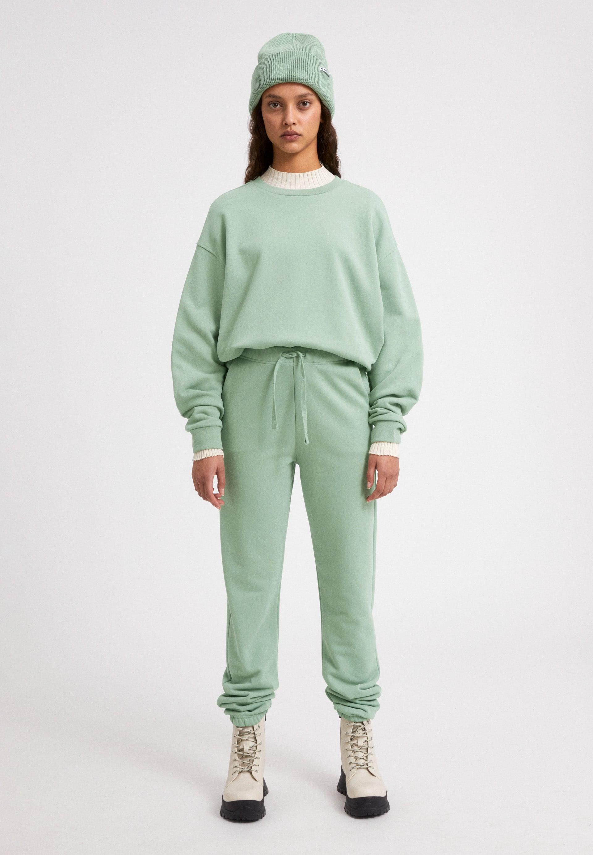 AARIN Sweatshirt van biologisch katoen