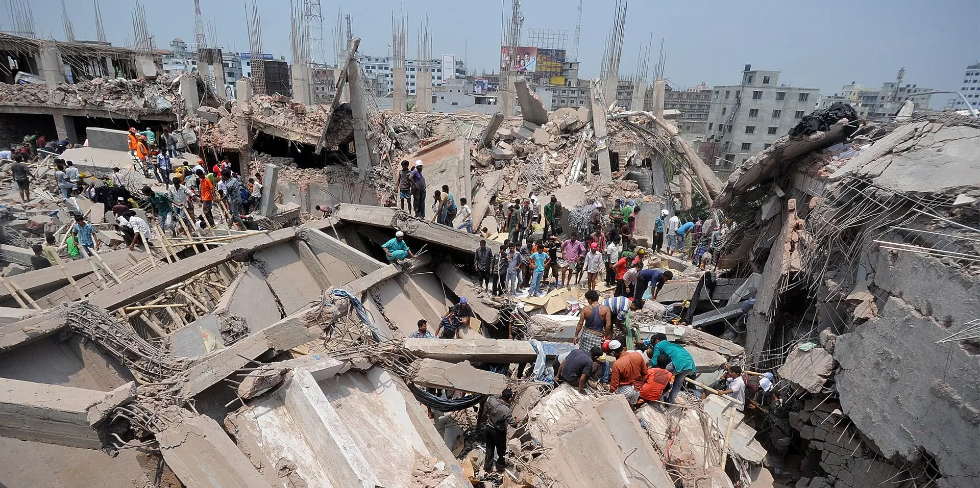 Rana Plaza Fashion Revolution