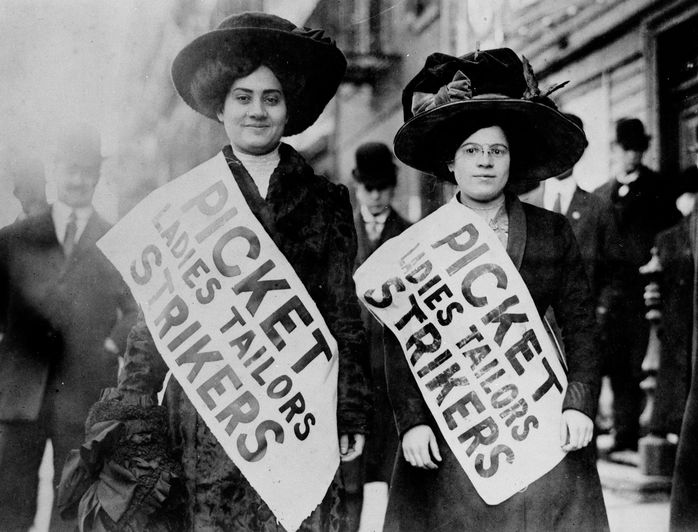 Picket Ladies Tailors Striker