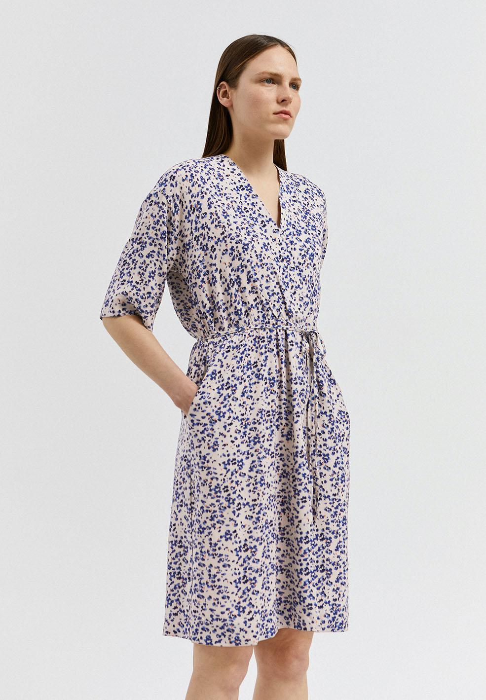 RAUHAA FLOWER SPRINKLE Dress made of LENZING™ ECOVERO™